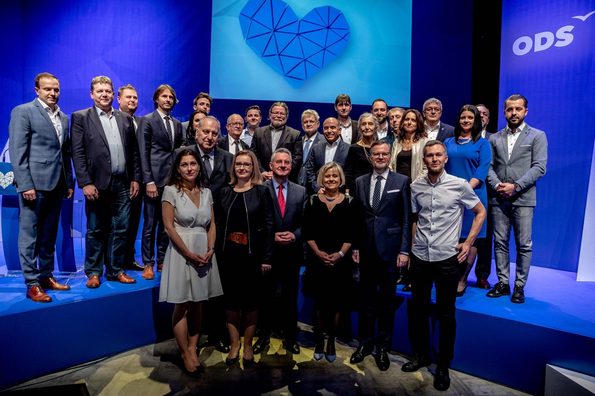 ODS: EU je šance, kterou je potřeba lépe uchopit