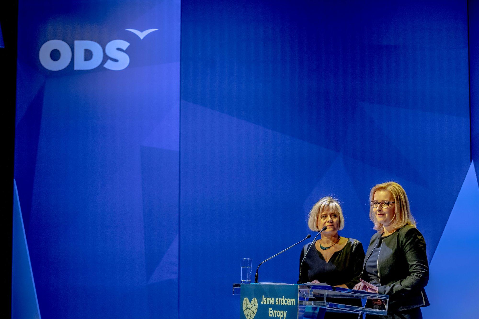 Zemědělství, venkov a životní prostředí. Vystoupení kandidátek do Evropského parlamentu Veroniky Vrecionové a Radky Trylčové