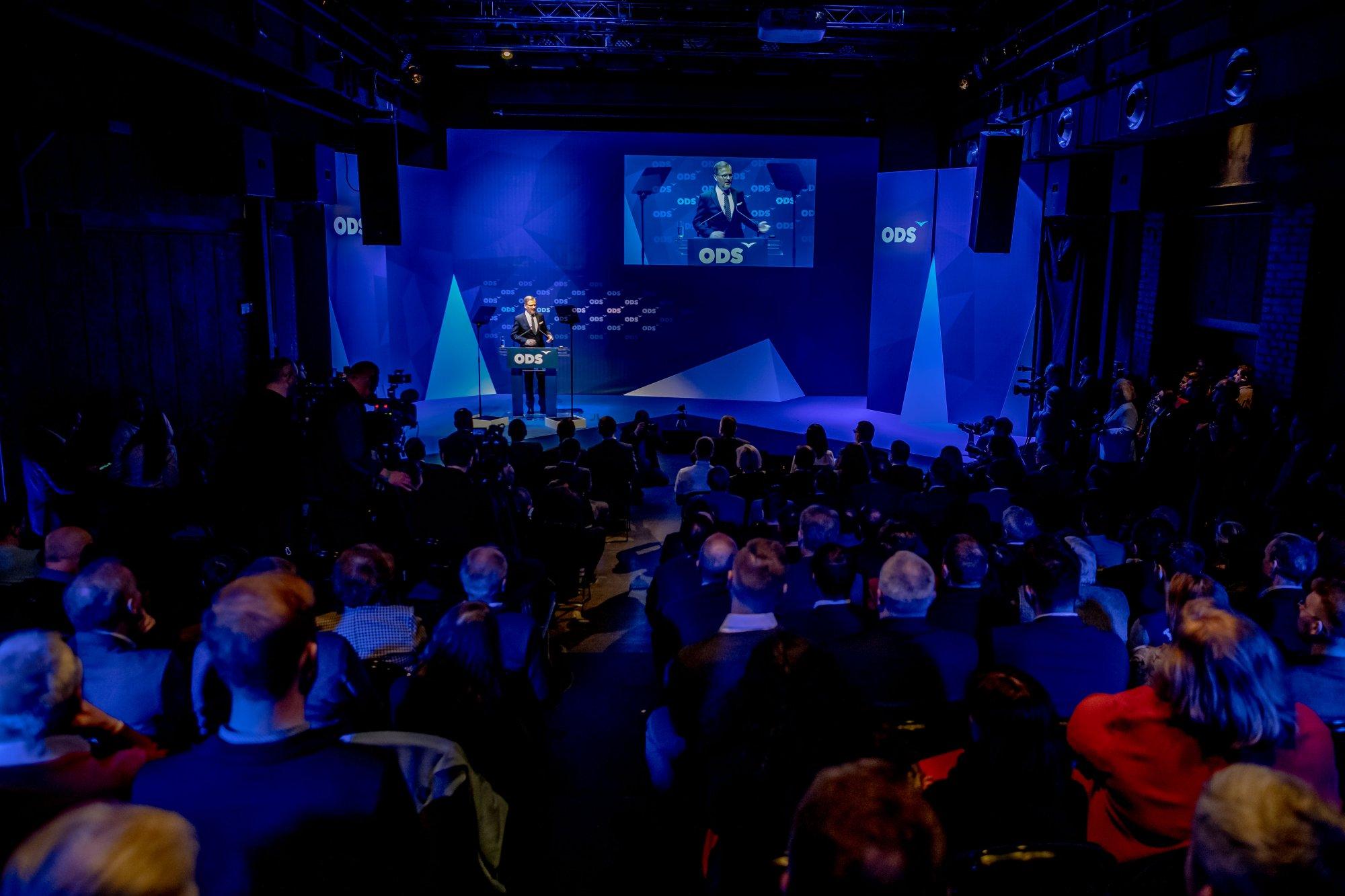 Fotogalerie: Programová konference ODS