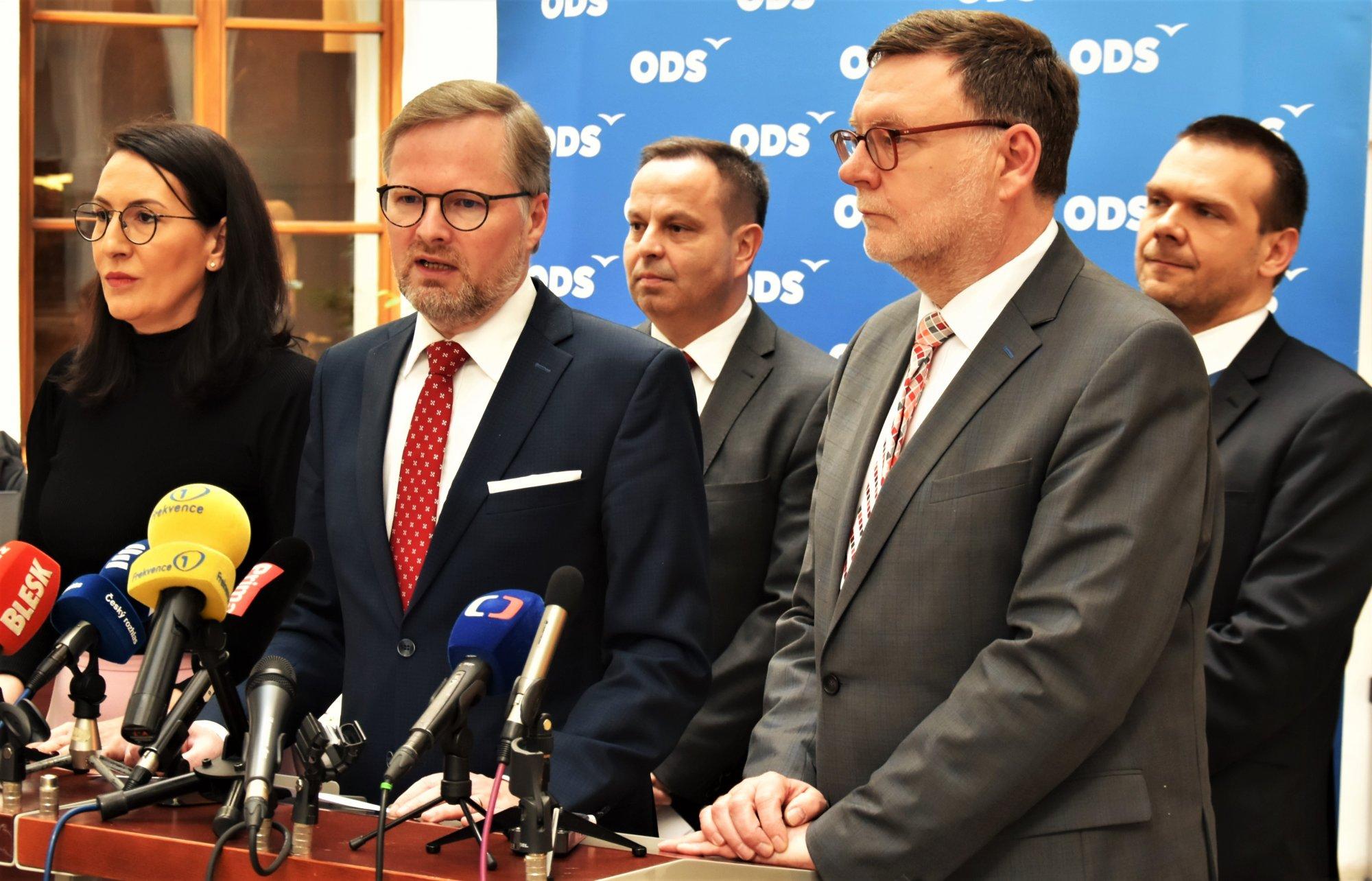 ODS: Ministři se o návrhy hádají jak na tureckém trhu. My máme jasnou koncepci důchodové a prorodinné politiky