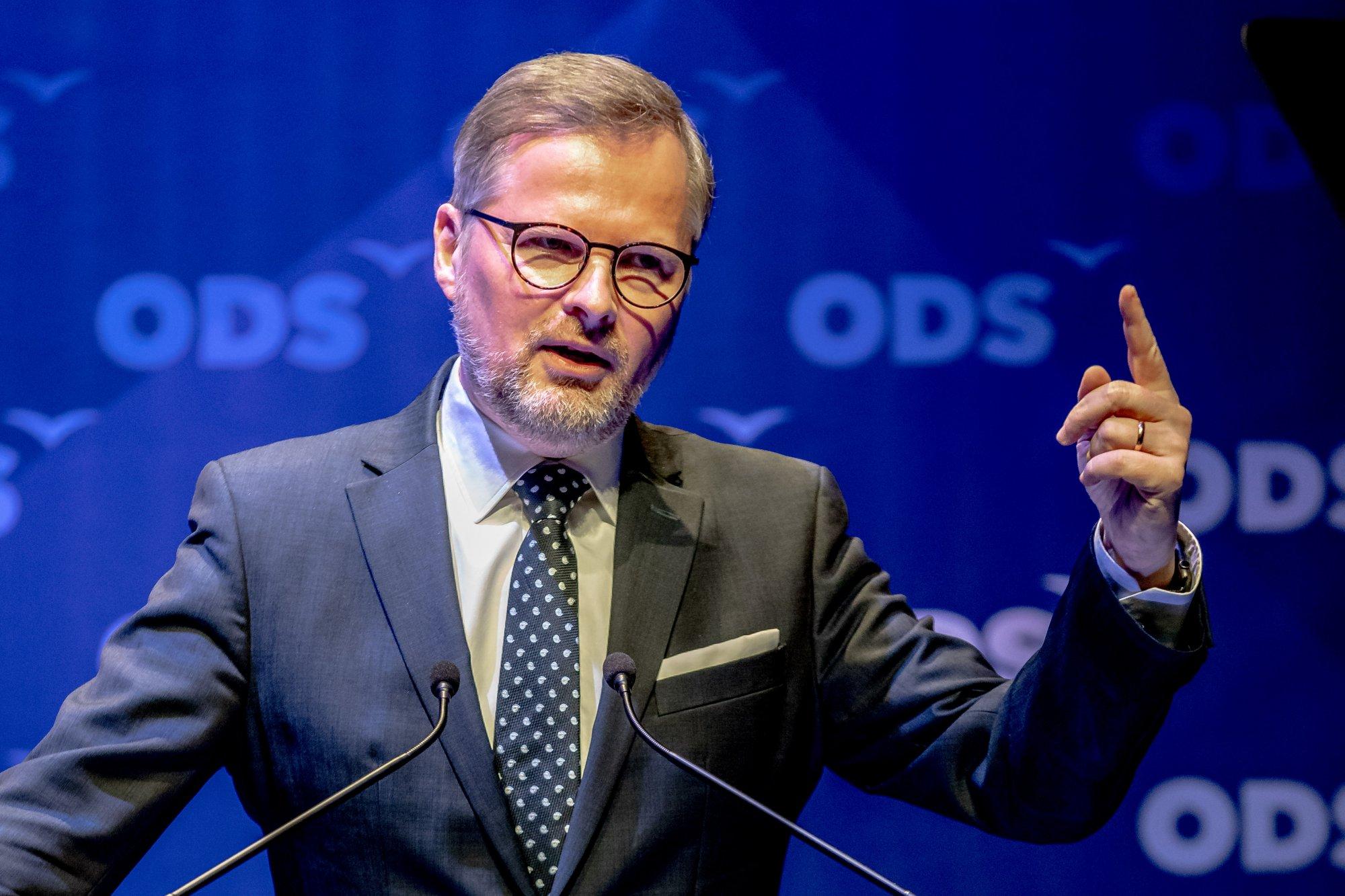 Petr Fiala: Musíme znovu bojovat za svobodu a demokracii. Neodradí nás ani proruští trollové, ani populisté