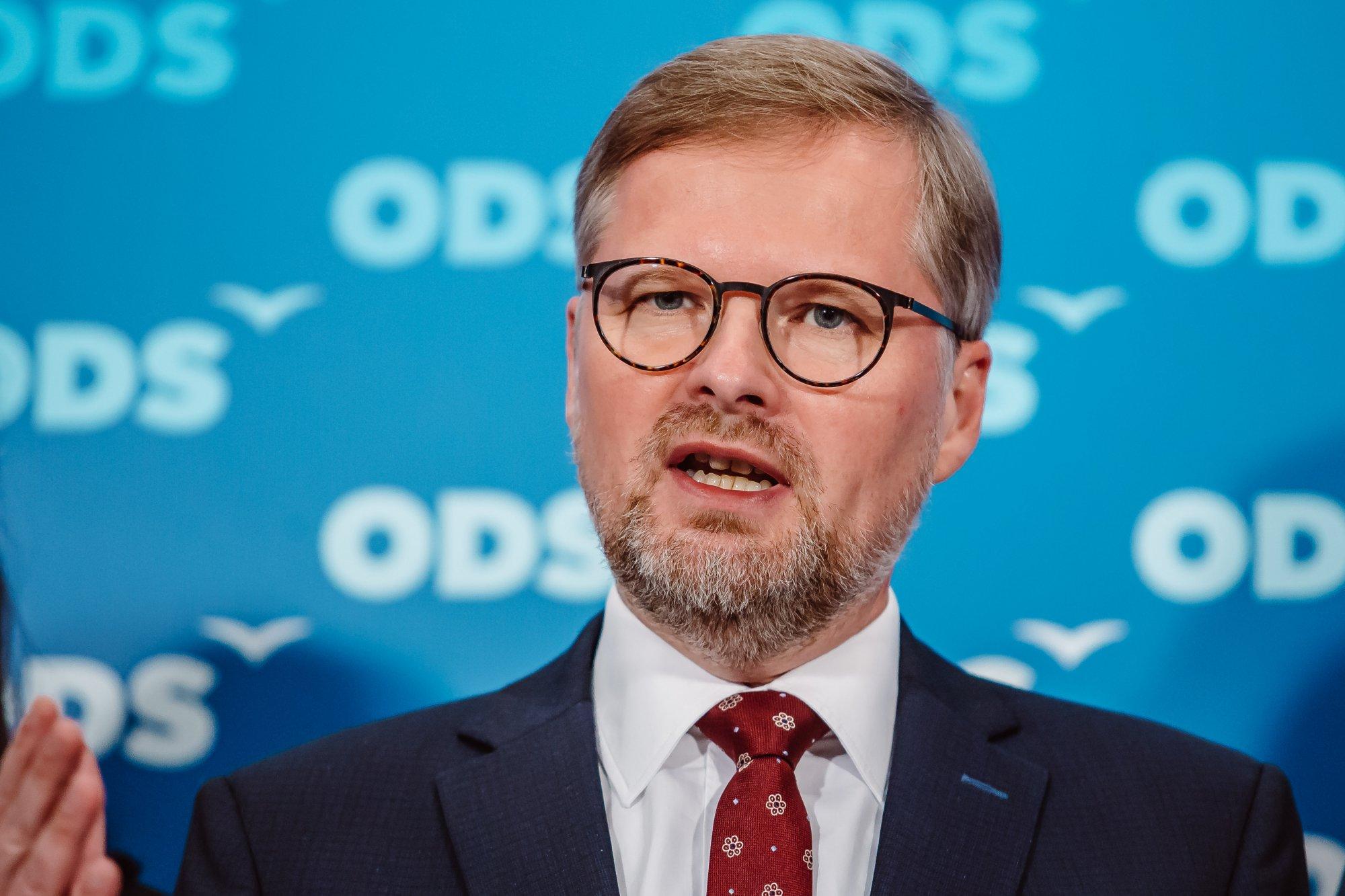 """Petr Fiala: Vláda se sama usvědčila z toho, že """"nemaká"""", jak by řekl premiér"""