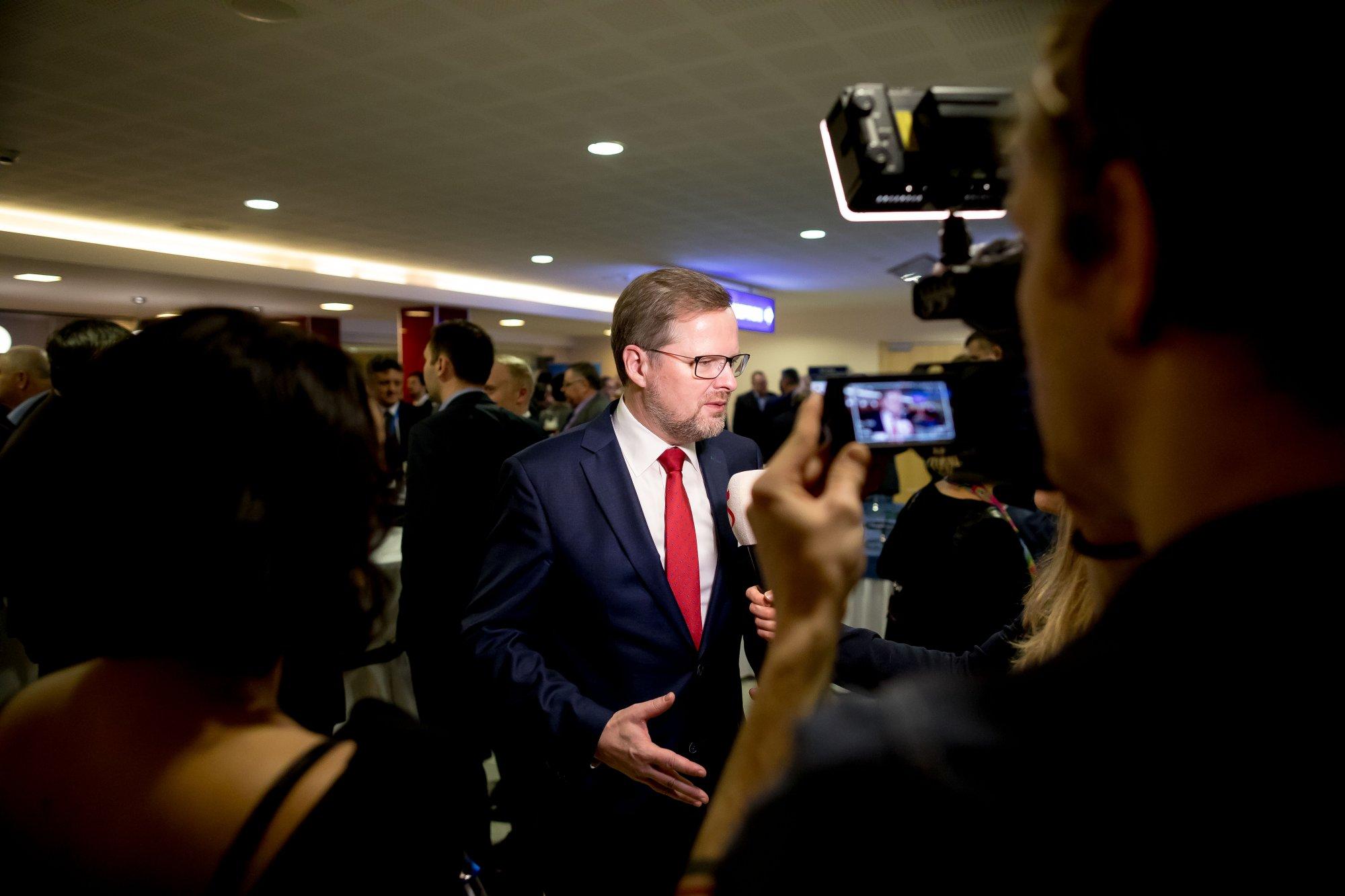 Petr Fiala: Ťok byl neúspěšný ministr, jeho rozhodnutí vítám