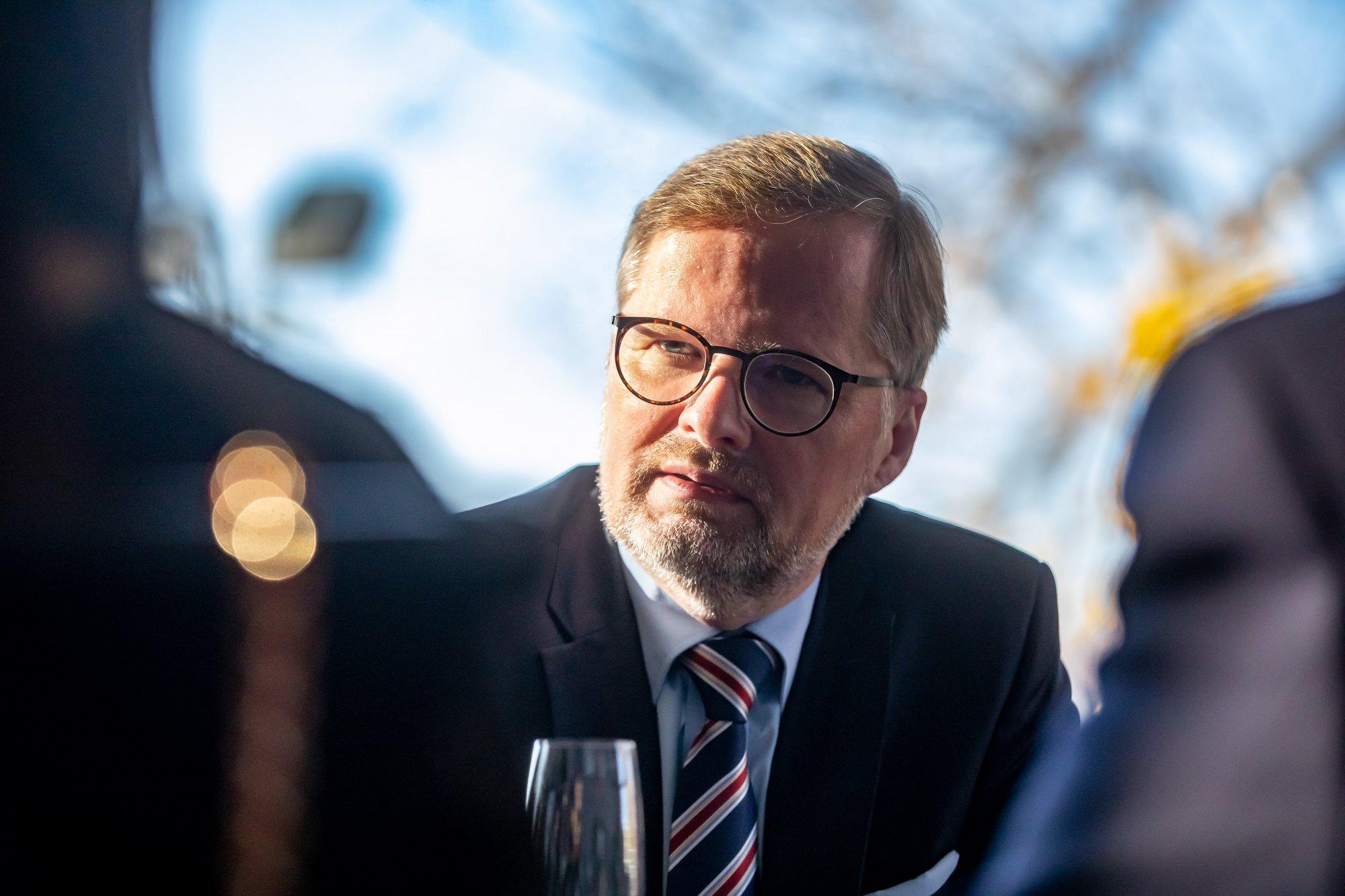 Petr Fiala: Rozšíření EET? Nechceme, aby se účtovalo spuštění rakve do pohřební jámy