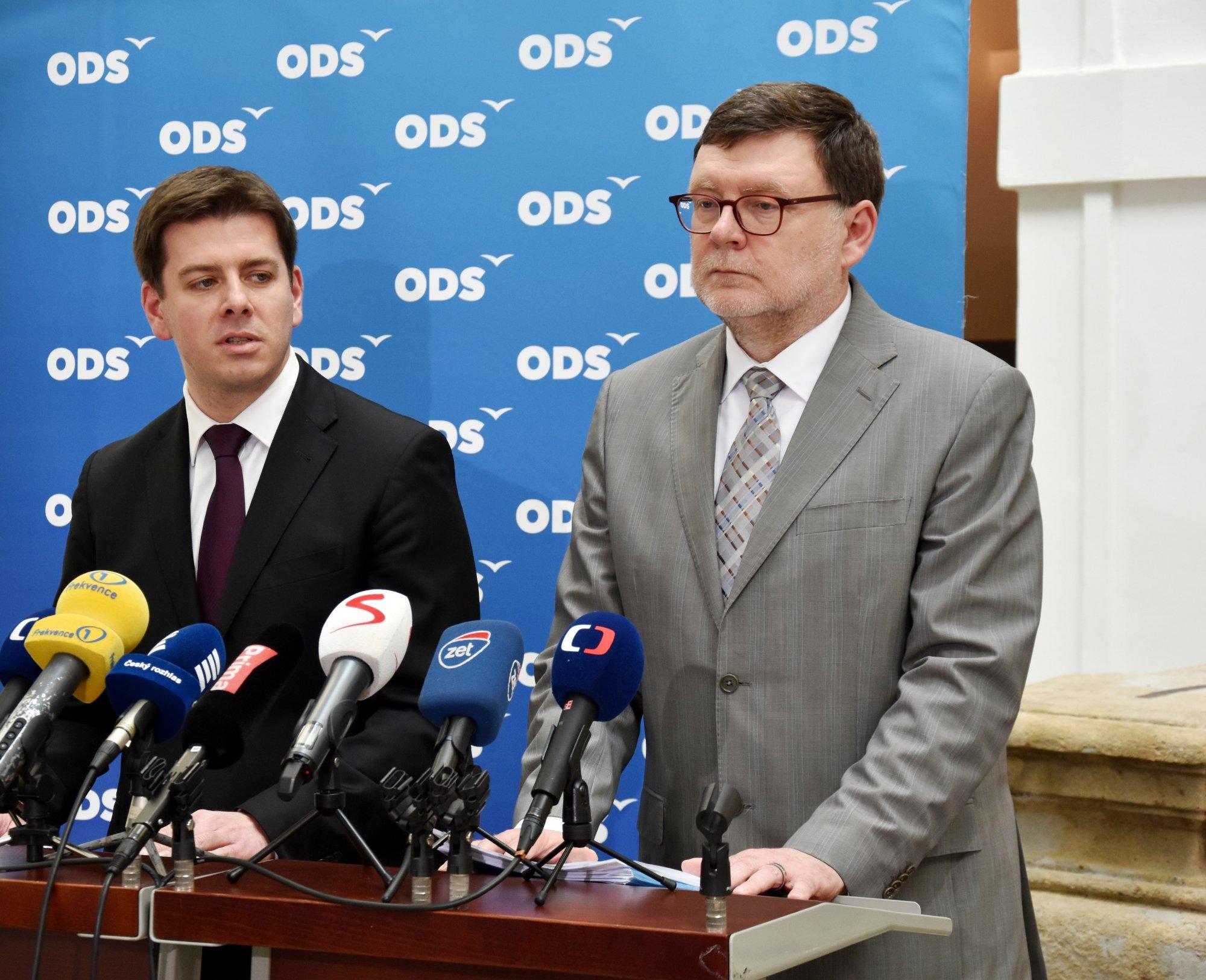 ODS: Chceme v rozpočtovém výboru najít podporu pro zrušení plánované další vlny EET