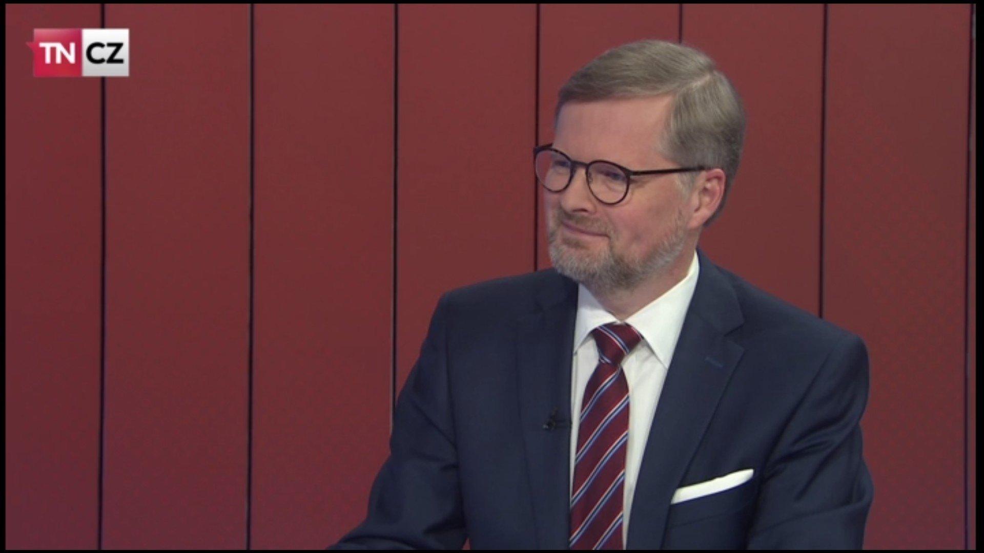 Petr Fiala: Napřímo TN.cz: Migraci EU řeší špatně