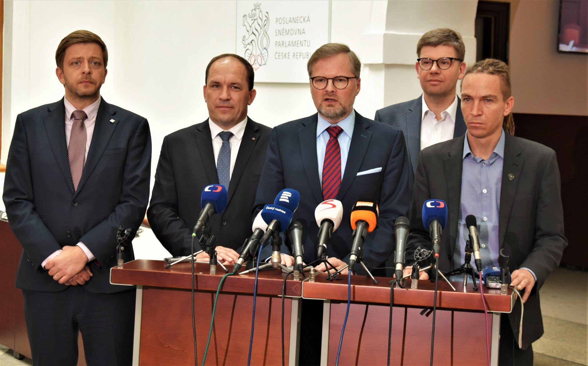 ODS: Peníze, které má ČR vrátit, musí zaplatit Agrofert ze svého