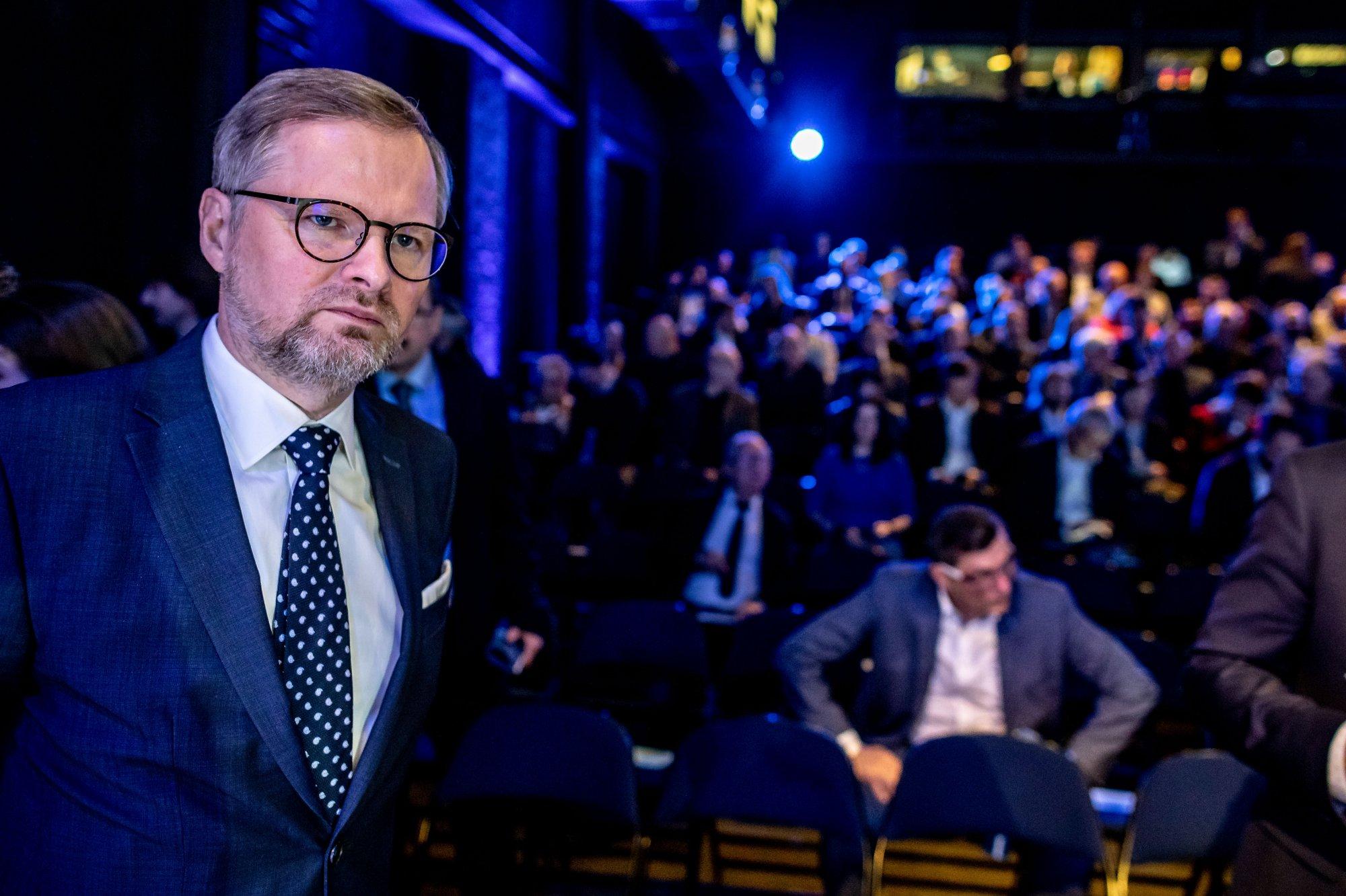 Petr Fiala: Vyzývám předsedu vlády, aby požádal Poslaneckou sněmovnu o potvrzení důvěry