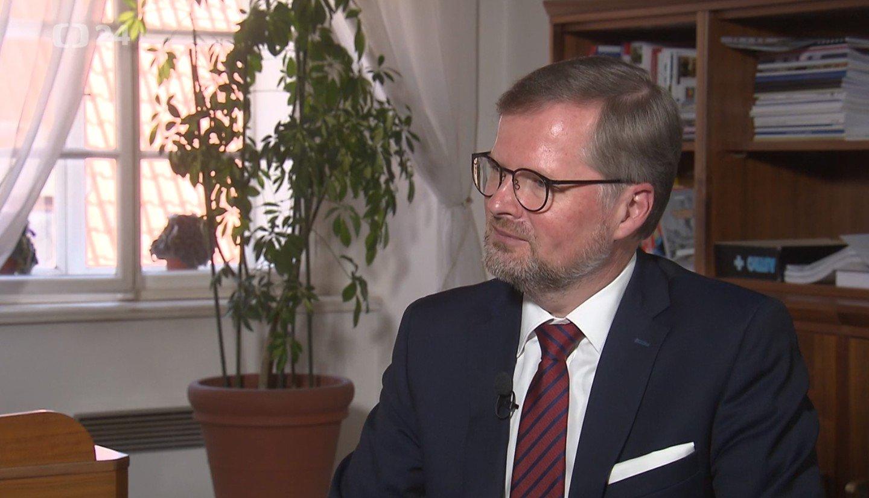 Petr Fiala: Týden v politice