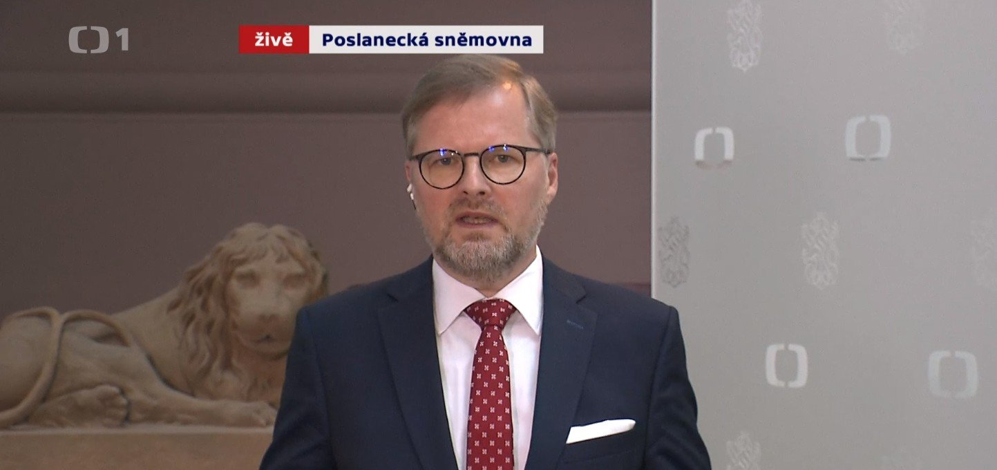 Petr Fiala: Události ČT: Hlasování o nedůvěře kabinetu Andreje Babiše
