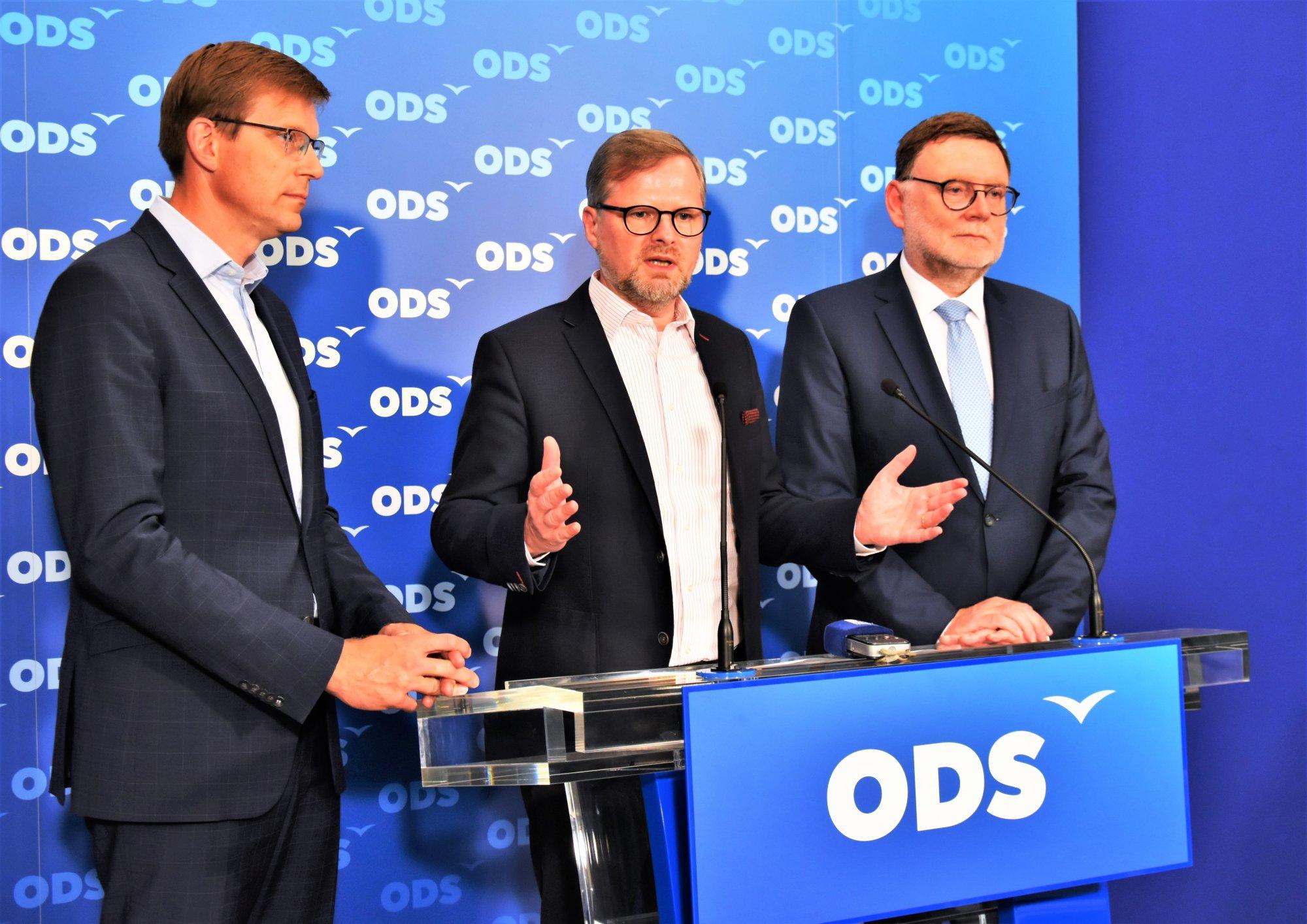 ODS: Babiš je slabý premiér, vláda v chaosu. Chceme znát konkrétní plány na řešení problémů ČR