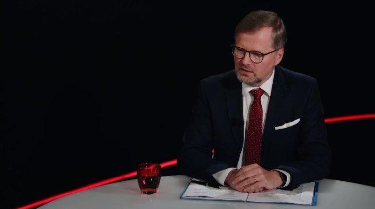 Petr Fiala: Výzva Seznam.cz: Troufám si ve volbách porazit Babiše