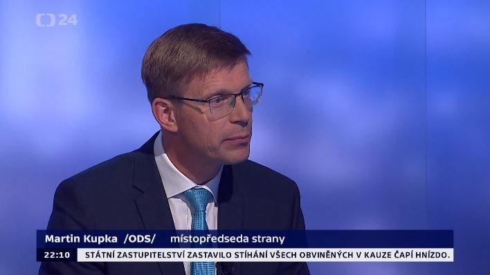 Události, komentáře – Zastavení trestního stíhání Andreje Babiše