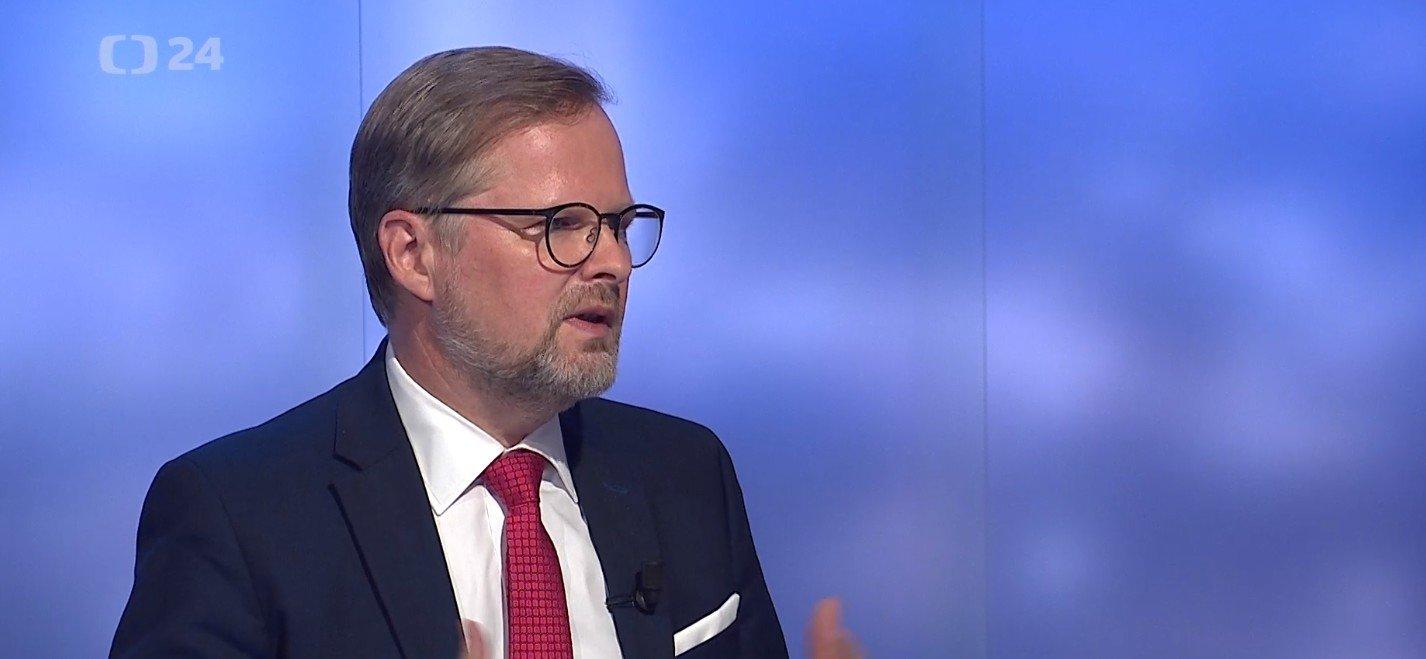 Petr Fiala: Události, komentáře: Důvěra v to, že spravedlnost platí pro všechny, je velmi důležitá