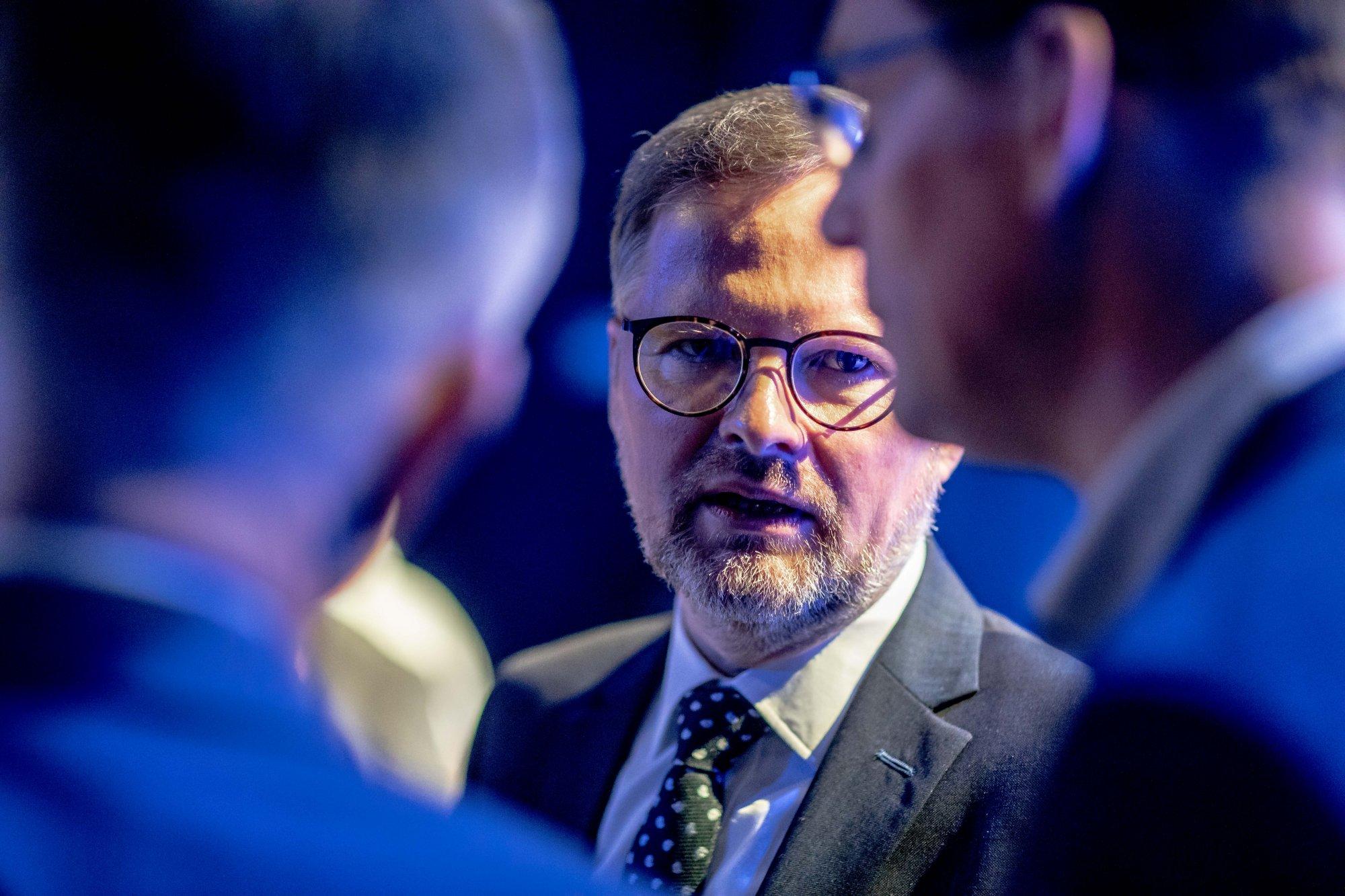 Petr Fiala: Prezidentská koalice chrání Zemana