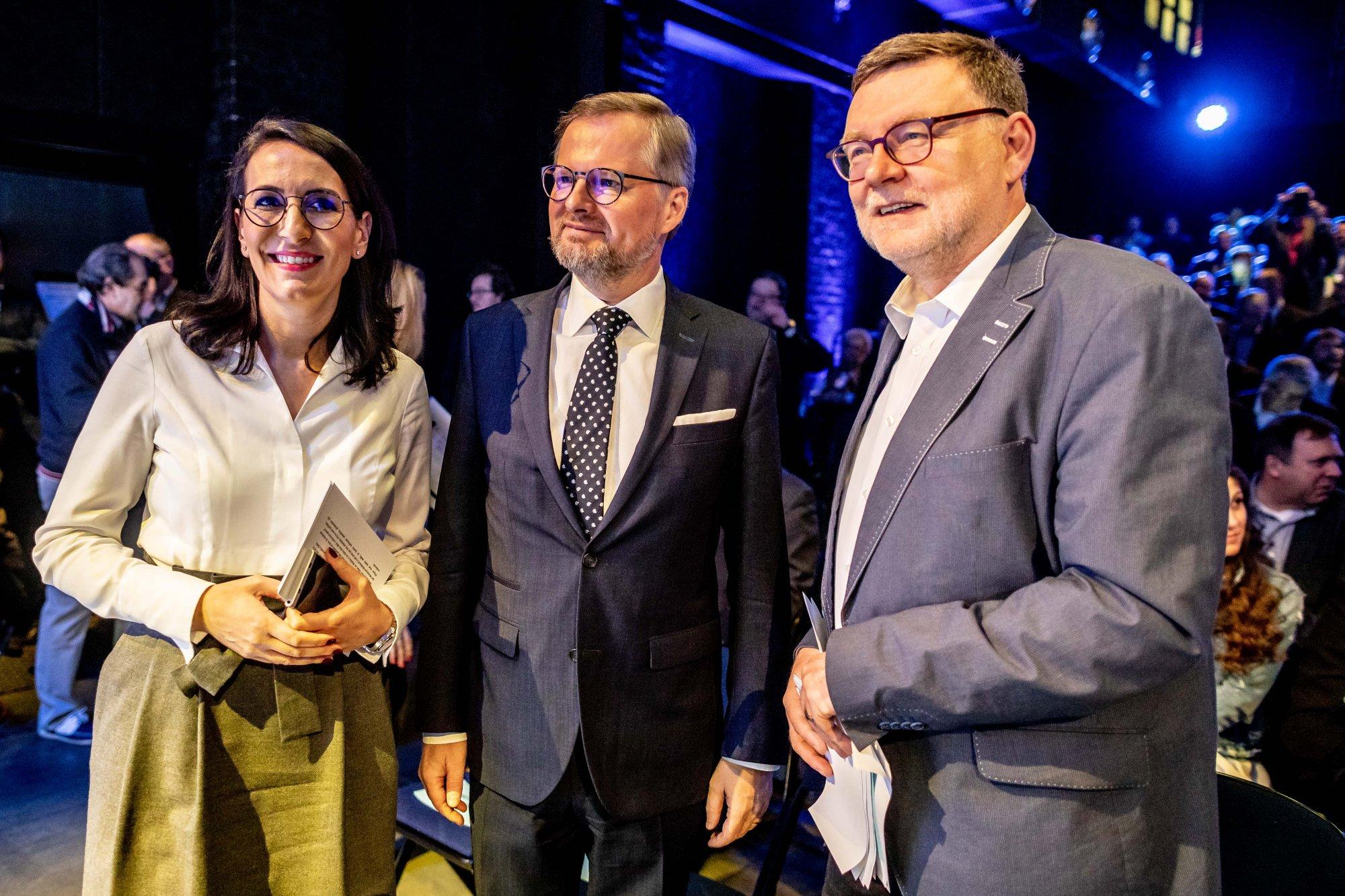 ODS: Kampaň za změnu začíná. Máme plán, jak dostat ČR mezi nejúspěšnější země světa
