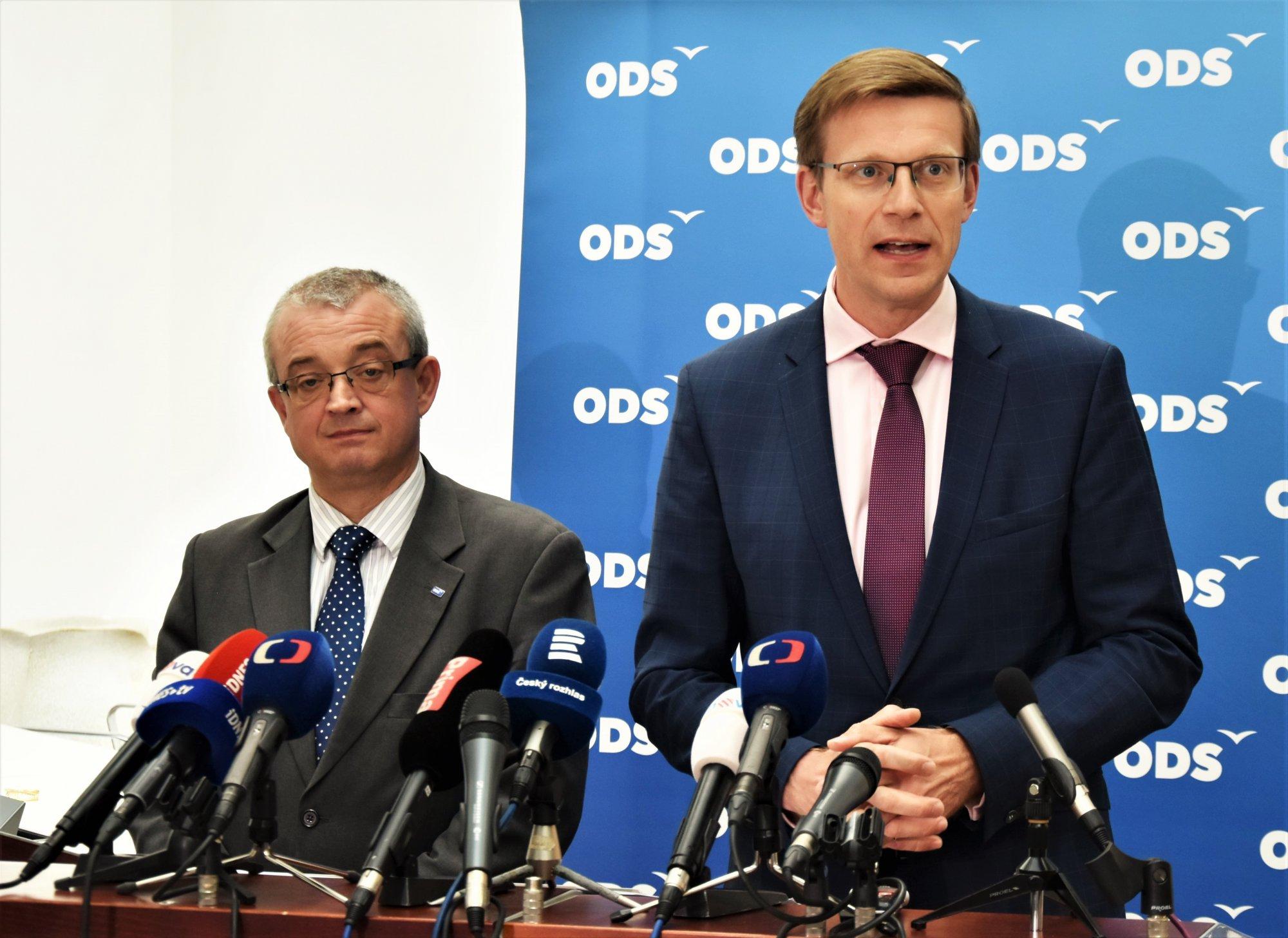 ODS: Účinnost dva dny v roce a tabulka povinností, přelomová úprava právního řádu je na spadnutí
