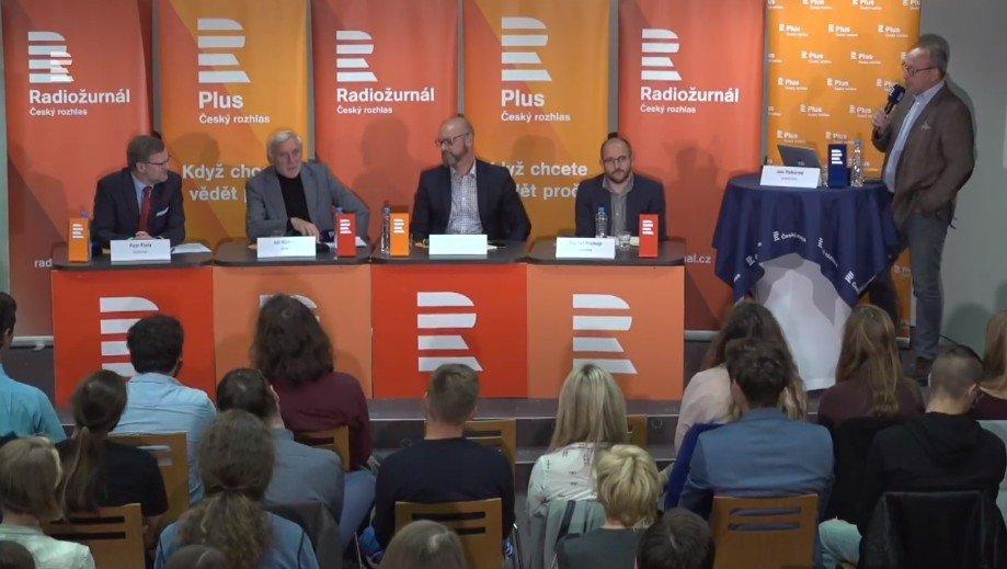 Rozděleni svobodou: Debata Českého rozhlasu na téma vzdělání