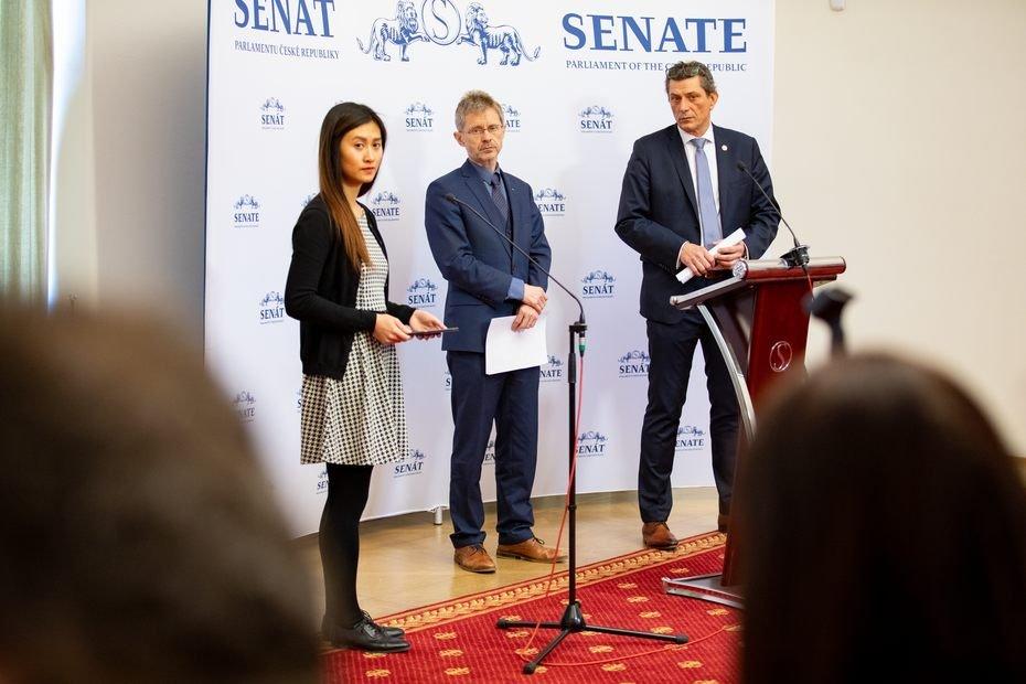 Senátorský klub ODS: Střetu zájmu členů vlády budeme bránit, digitální ústavu podpoříme