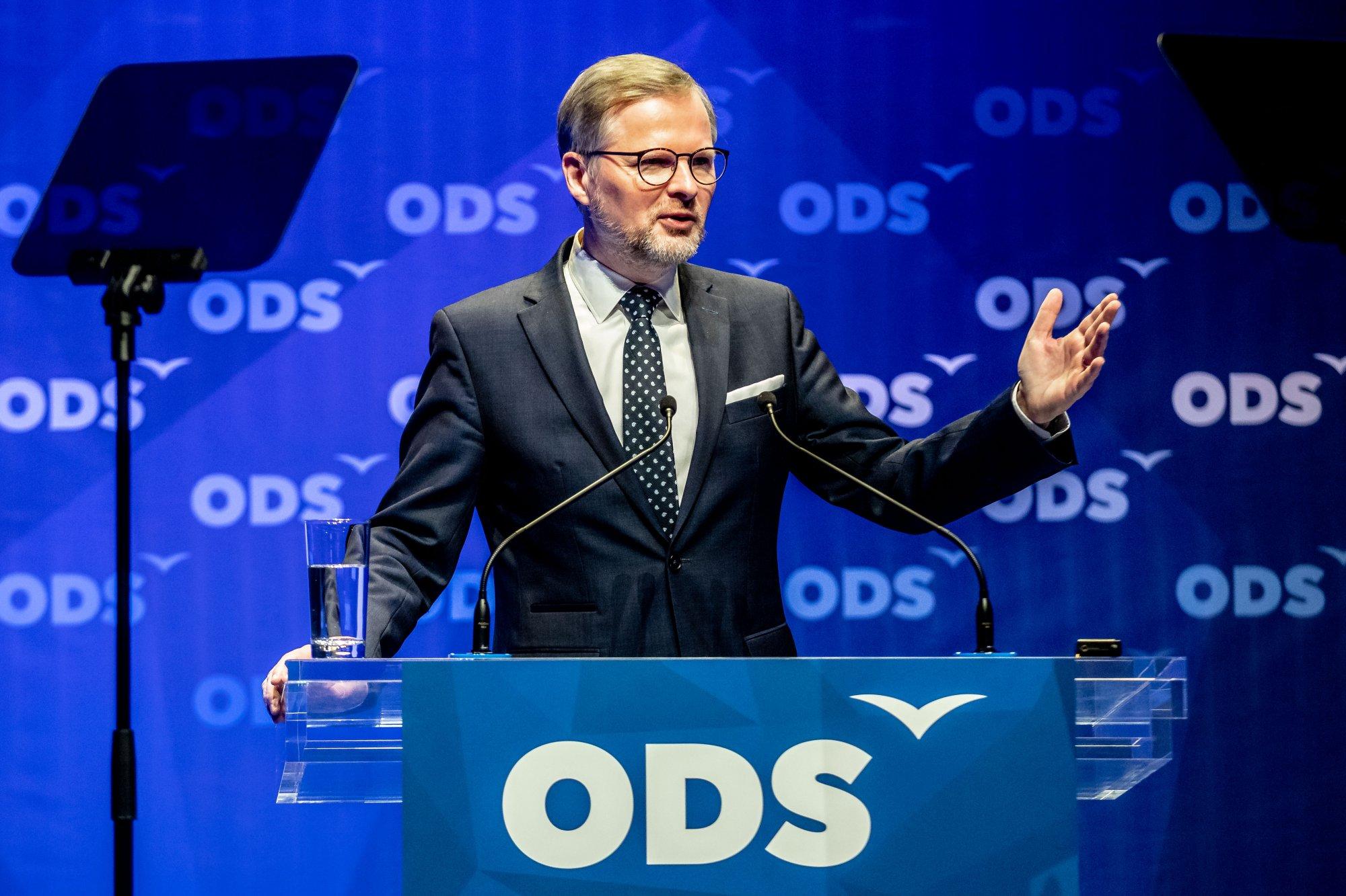 Petr Fiala: Chceme výrazně uspět v krajských volbách a mít i hejtmany
