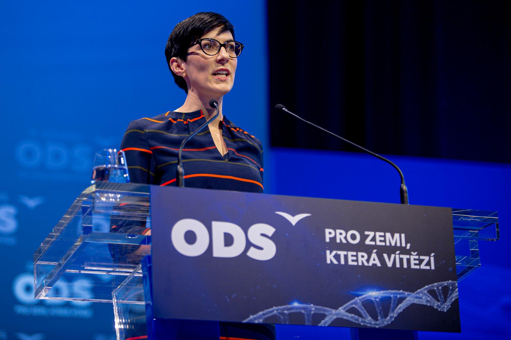 Zdravice předsedkyně TOP 09