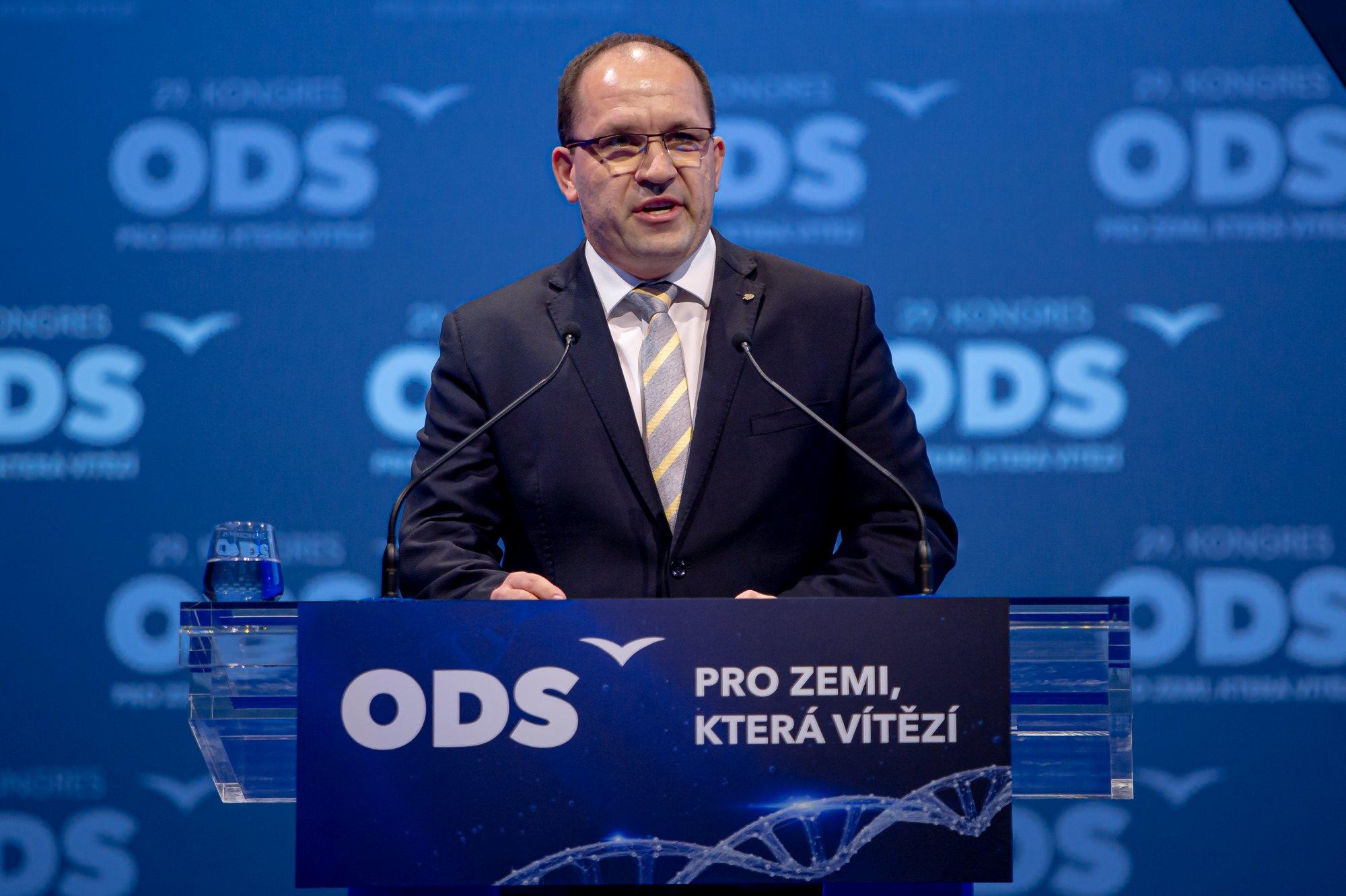 Zdravice předsedy KDU-ČSL