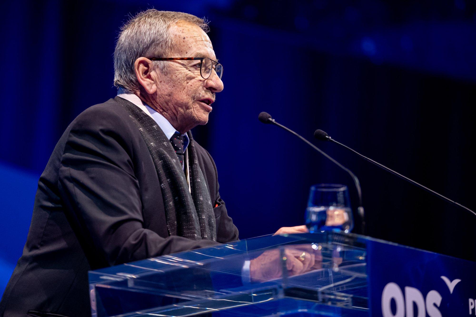Projev předsedy Senátu na 29. kongresu ODS