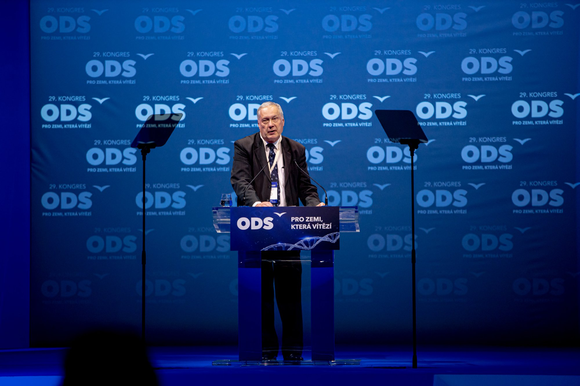 Projev v rámci politické diskuse 29. kongresu ODS