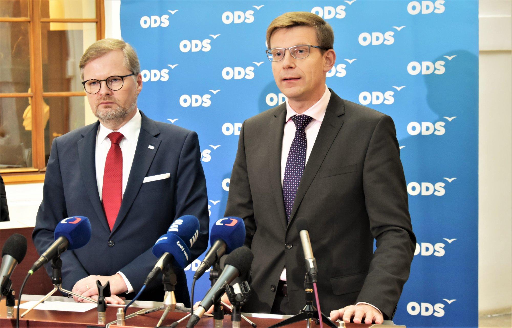 ODS: Nechceme zastavení výstavby v ČR. Vyzýváme premiéra k jednání