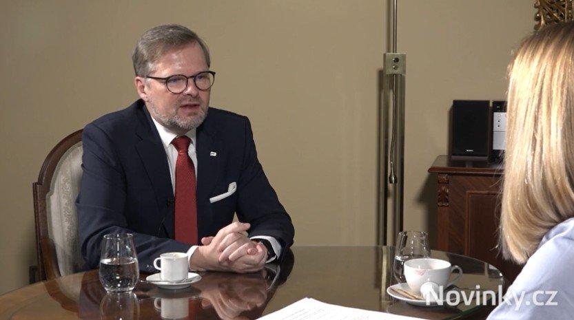 Petr Fiala: ODS bude vládnout. Nic jiného si nepřipouštím
