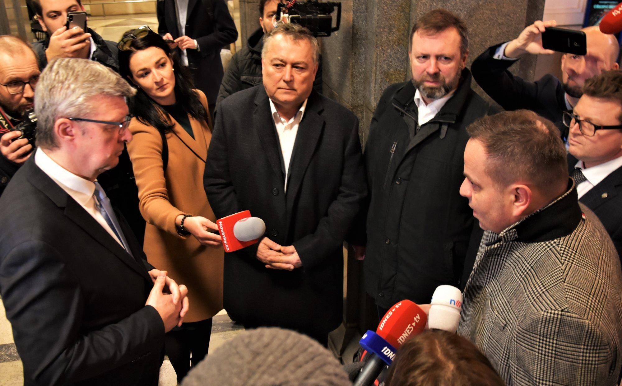 ODS: Na ministerstvu jsme se přesvědčili, že hnutí ANO dopravě škodí