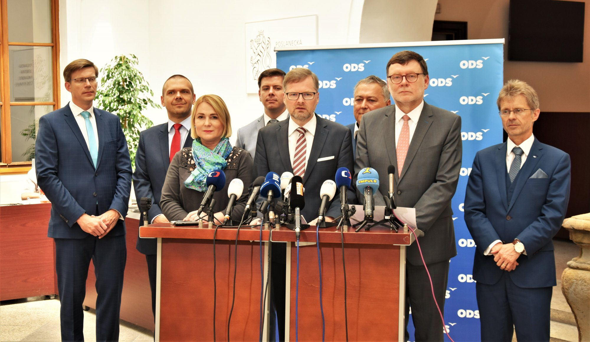 ODS: Živnostníci nemůžou dál čekat, podpůrná opatření pro OSVČ chceme projednat přednostně