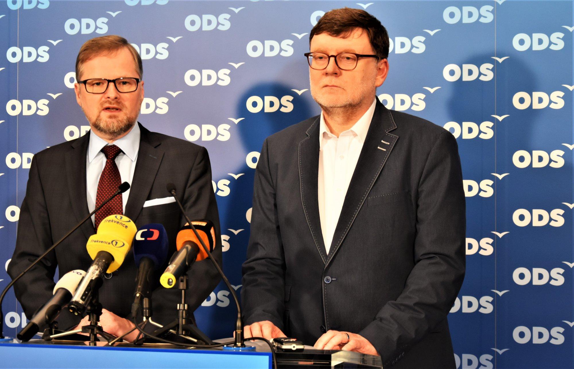 ODS: Stát nesmí nechat podnikatele na holičkách, představujeme druhý ekonomický balíček