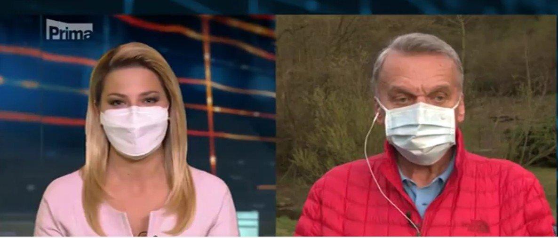 Zprávy TV Prima: Příští týden začne v ČR plošně testování na koronavirus