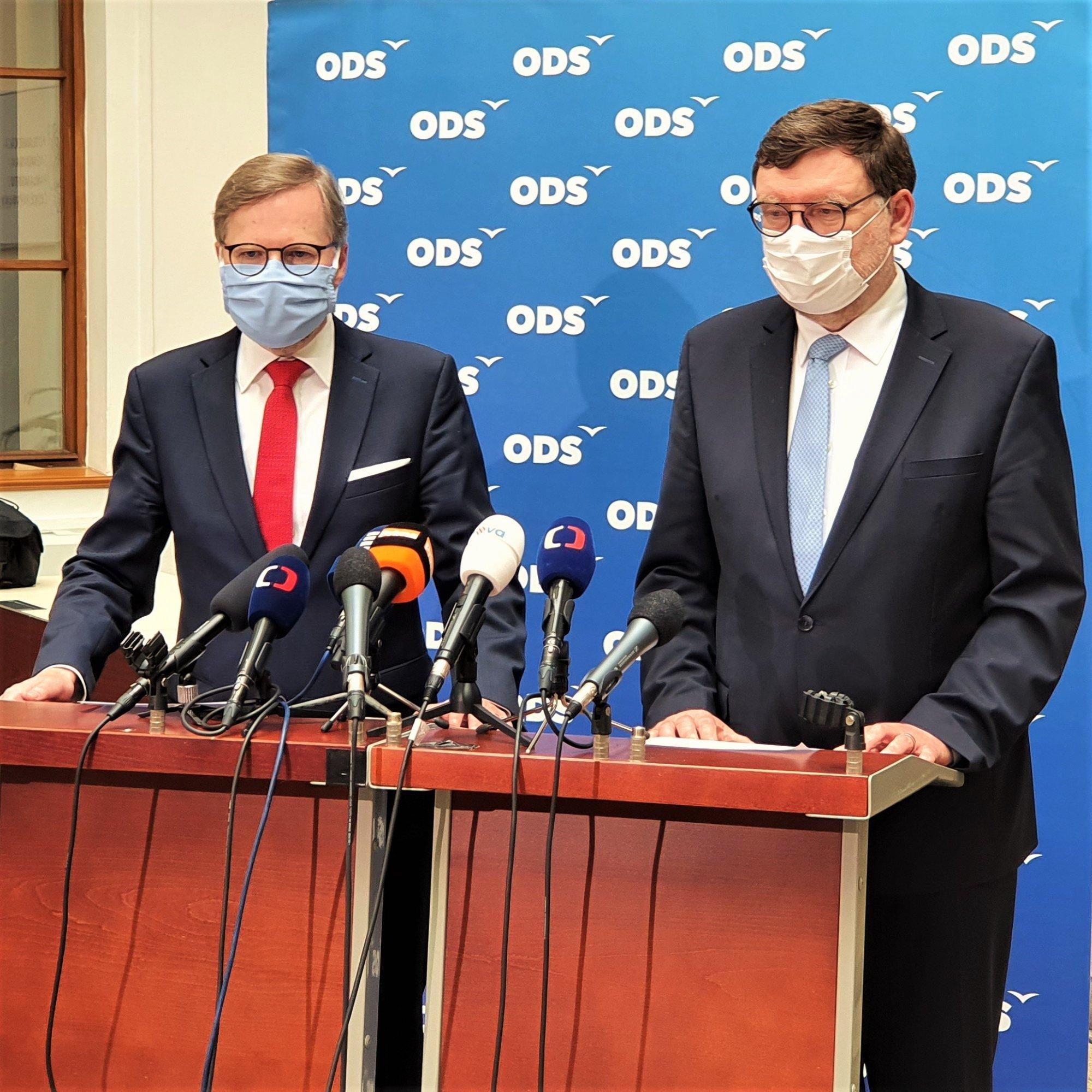 Petr Fiala: Ukazujeme odpovědnost, navzdory vládní neschopnosti podpoříme prodloužení nouzového stavu o týden