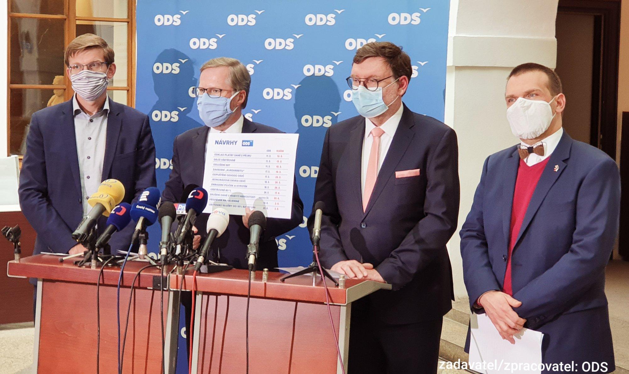 Vláda přichází s návrhem ODS k EET po 48 dnech