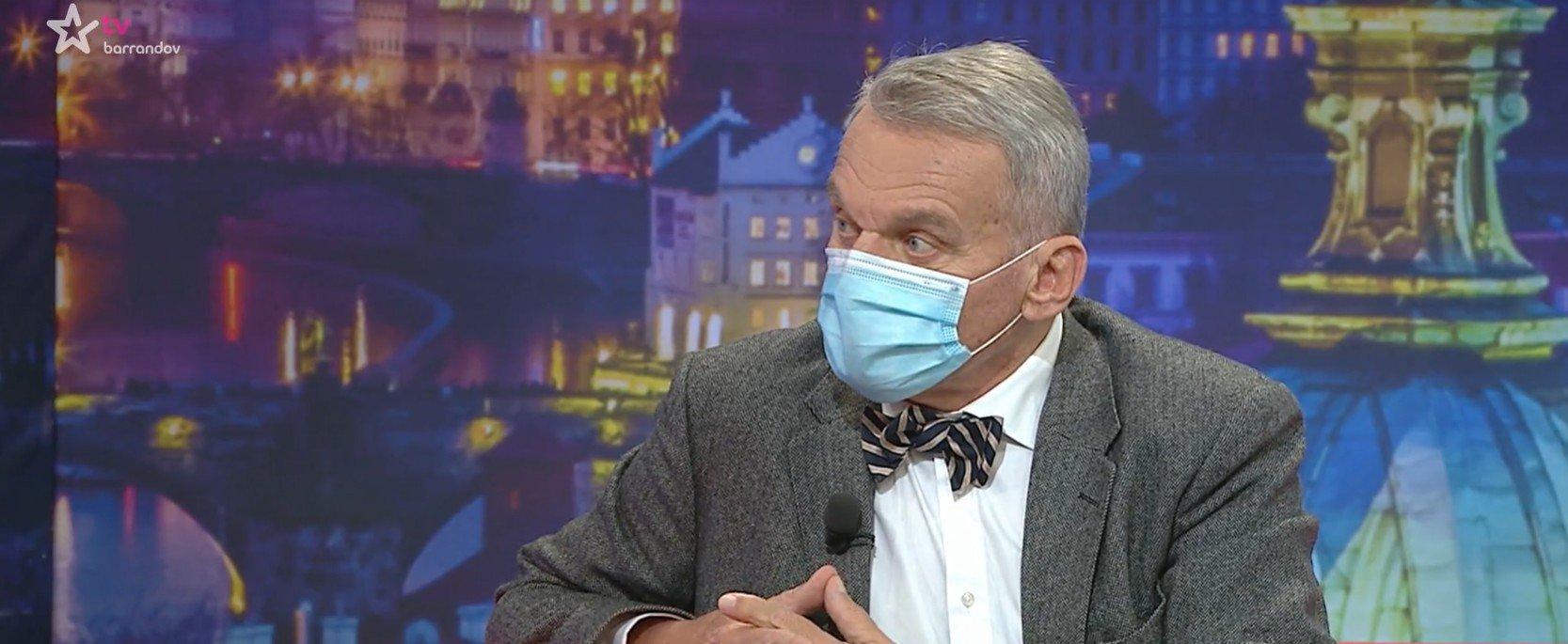 TV Barrandov: Potřebujeme připravit pravý pandemický plán