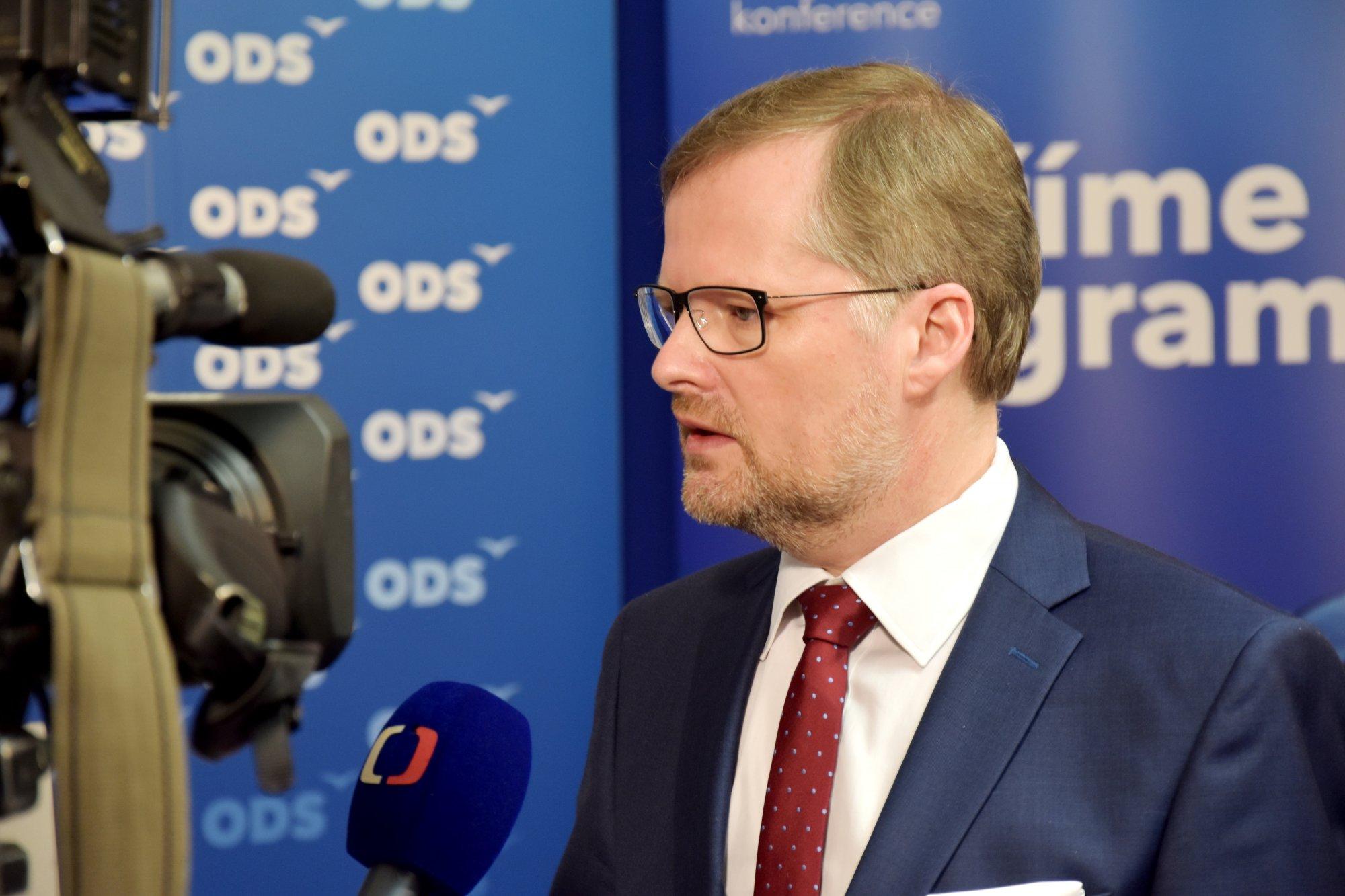 Petr Fiala: Krize zdůraznila, jak moc je potřeba dosáhnout ve volbách politické změny