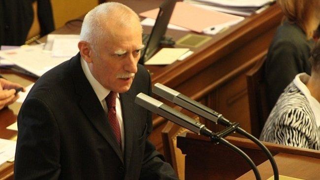 Interpelace na ministra životního prostředí ve věci reakce vlády ČR na usnesení VEZ k Zelené dohodě