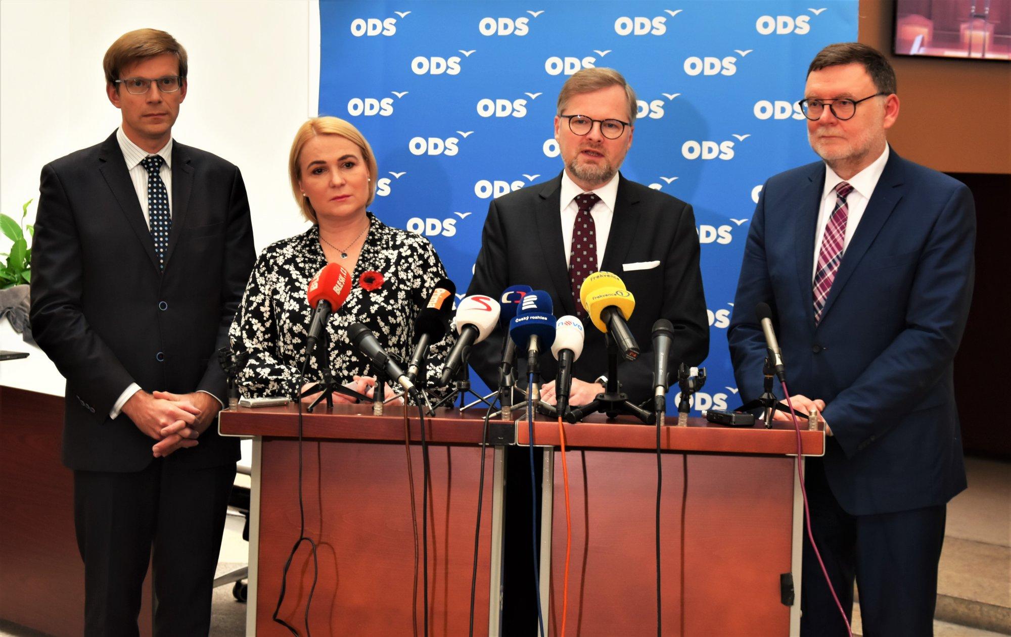ODS přichází s Deklarací za zachování bezpečné a obranyschopné ČR