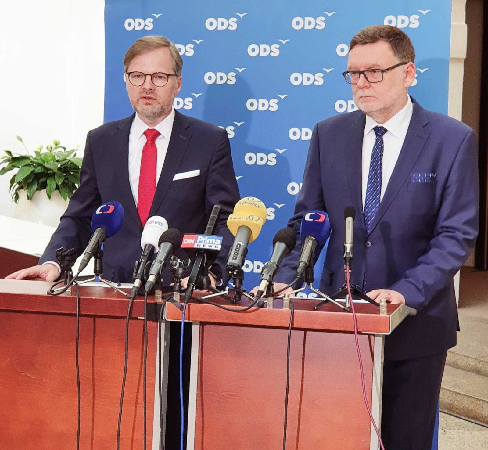 ODS: Vláda nemá žádný plán, my předložíme záchranný kruh pro ekonomiku