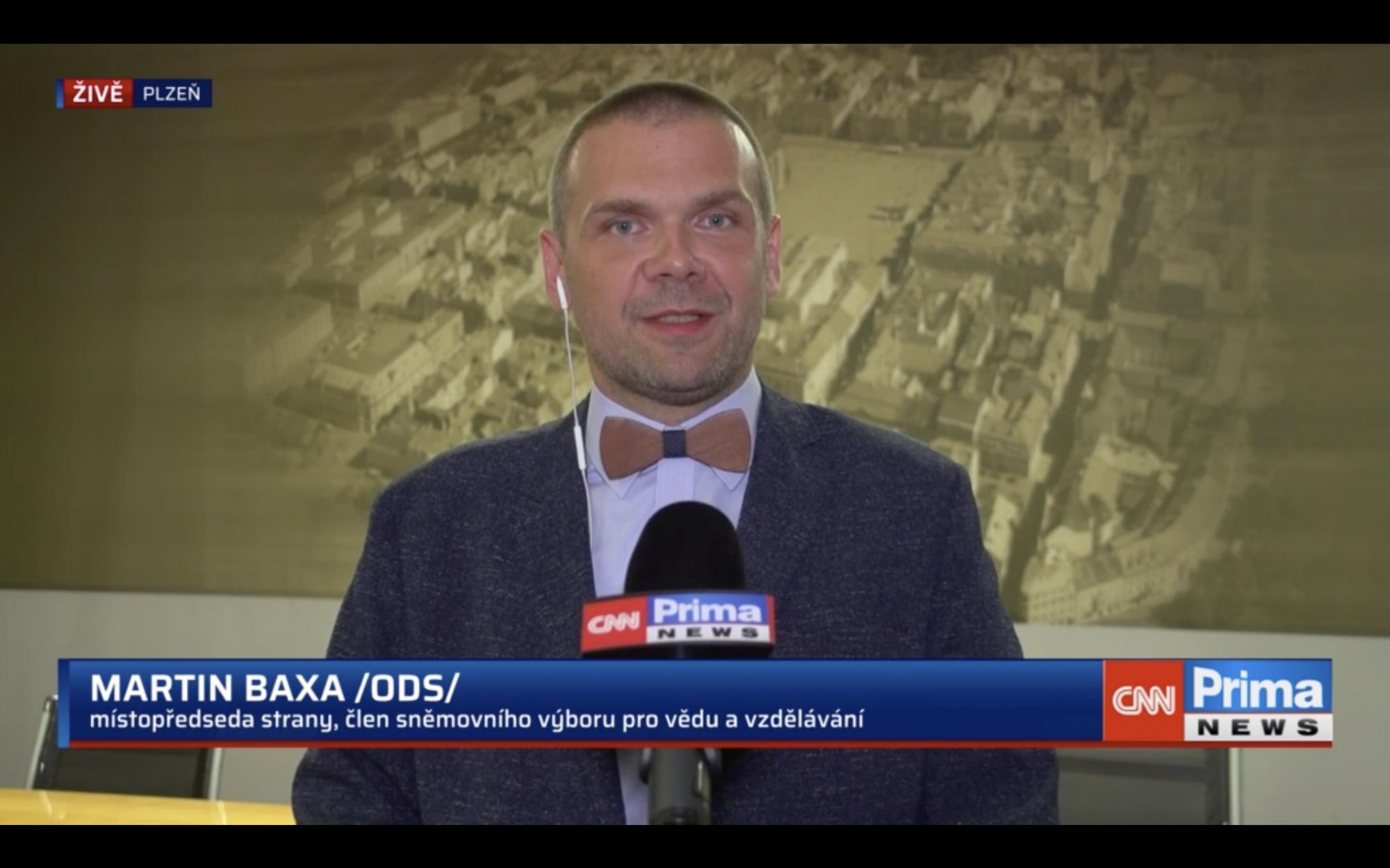 360° CNN Prima News: Manuál pro školy, distanční výuka