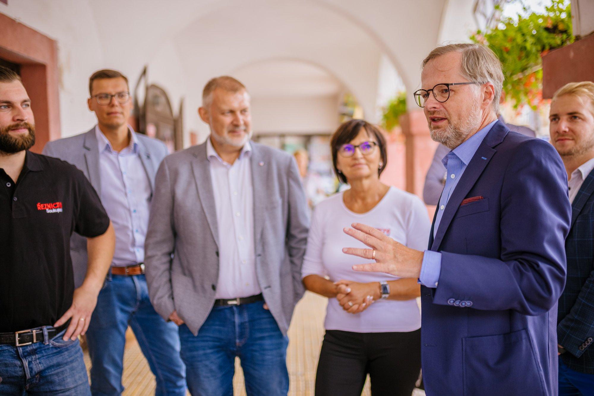 Petr Fiala: Těžbu v Turówě měl stát řešit mnohem dříve