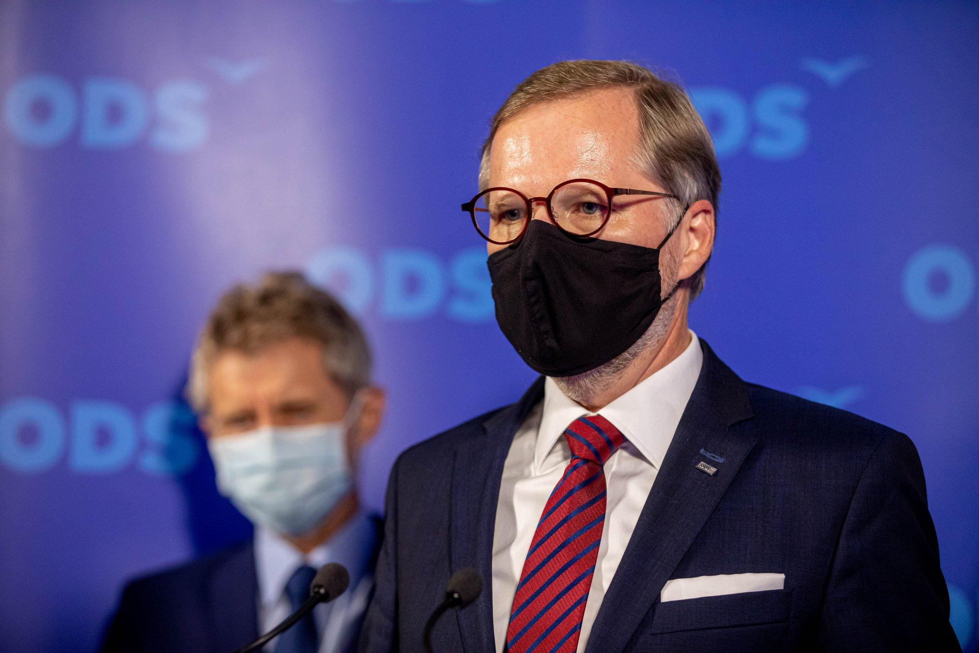 Petr Fiala: Výzva po jednání s předsedou vlády Andrejem Babišem a ministrem zdravotnictví Romanem Prymulou