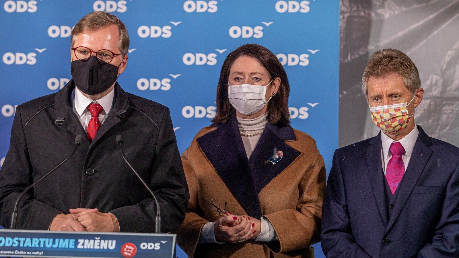 ODS: Posílili jsme senátorský klub ODS a zachováme demokratickou většinu v Senátu