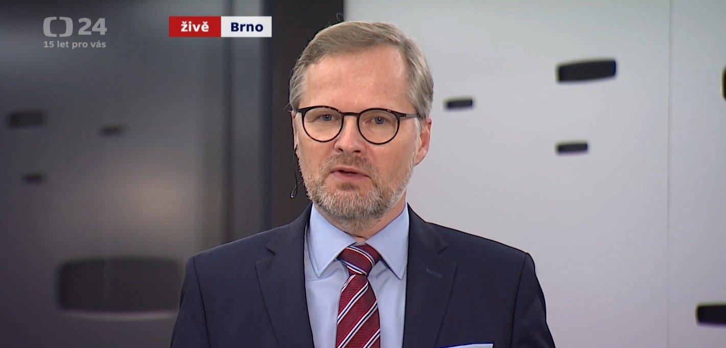 Petr Fiala: Události, komentáře: Daňový balíček v Senátu a penzijní reforma