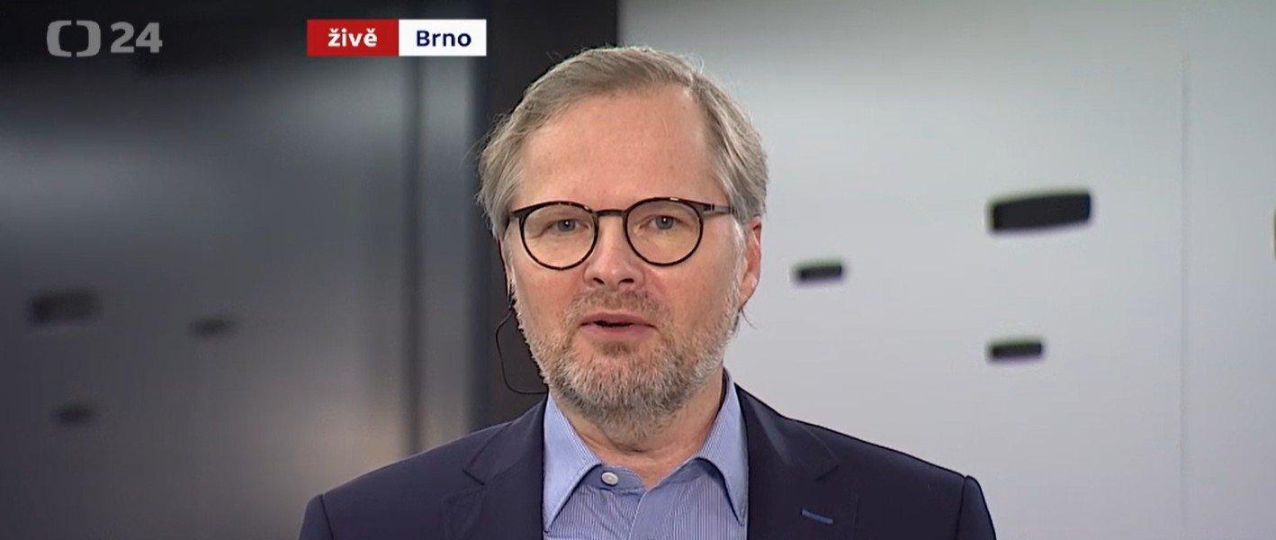 Petr Fiala: Události, komentáře: Co čeká Česko v roce 2021?
