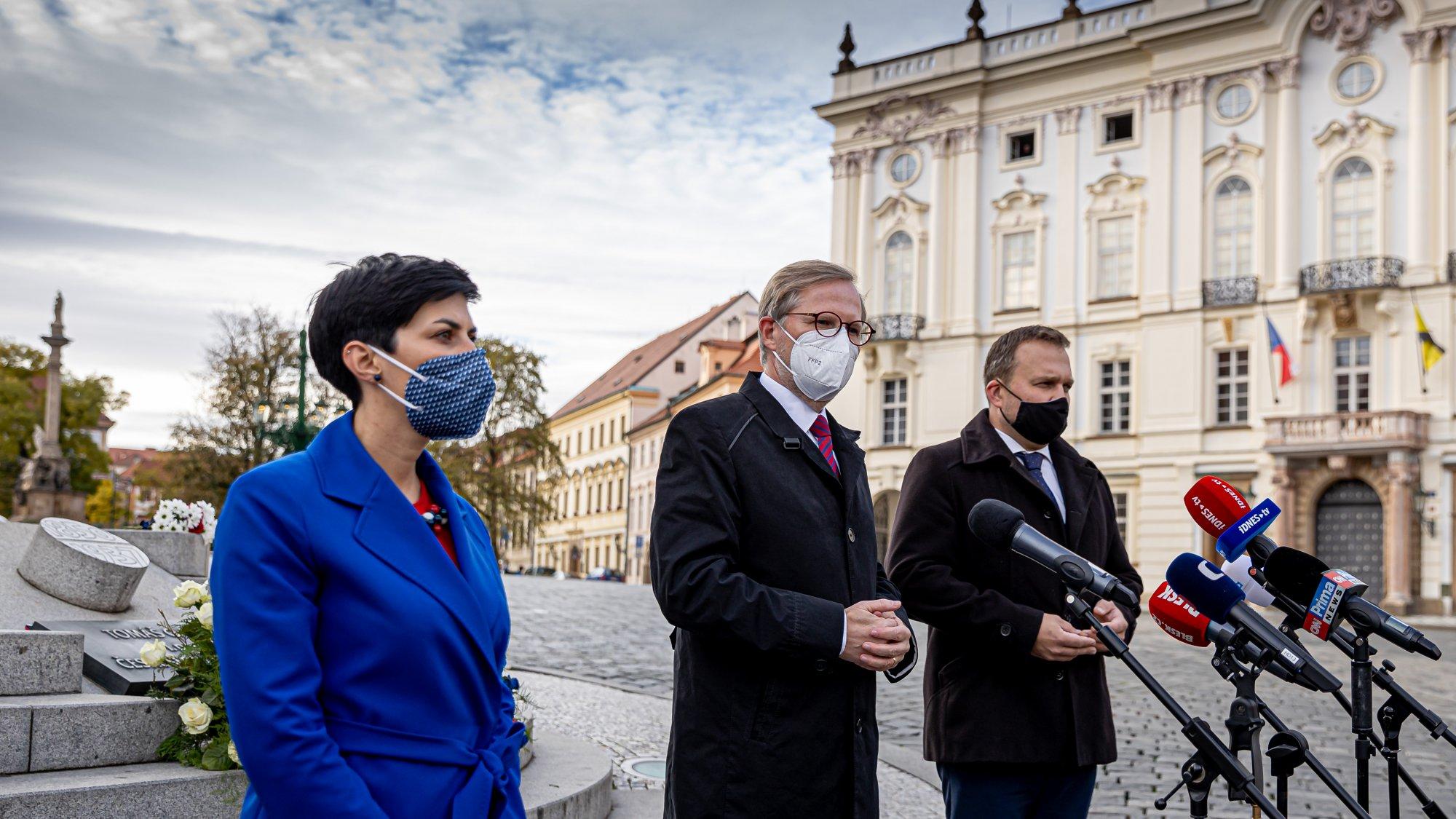 Petr Fiala: Koalice SPOLU: Po Babišovi zůstane spálená země. Bude třeba ji obnovit