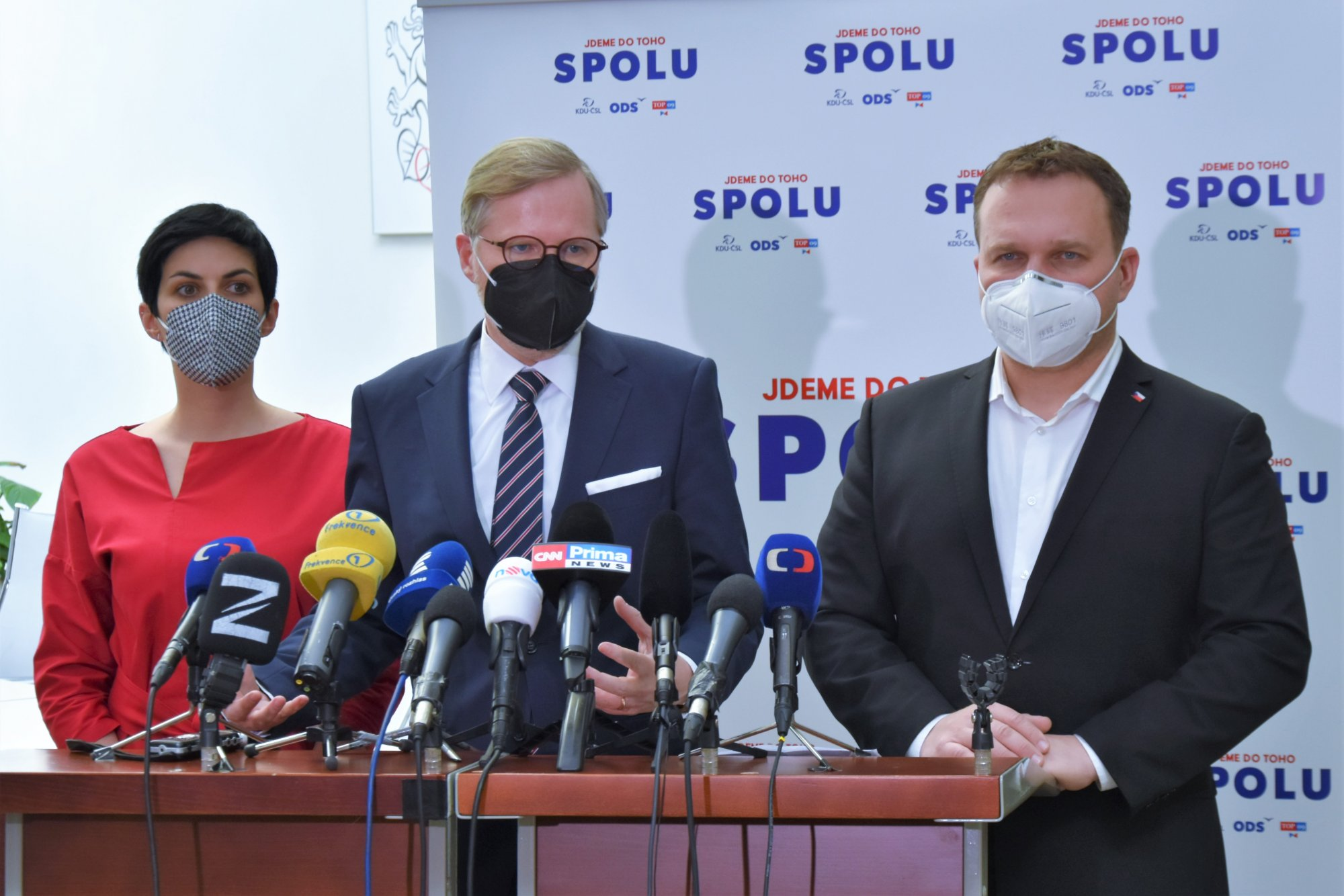 SPOLU: Dohodu o rychlém projednání pandemického zákona chceme dodržet, od vlády ale čekáme konkrétnější kroky v řešení pandemie