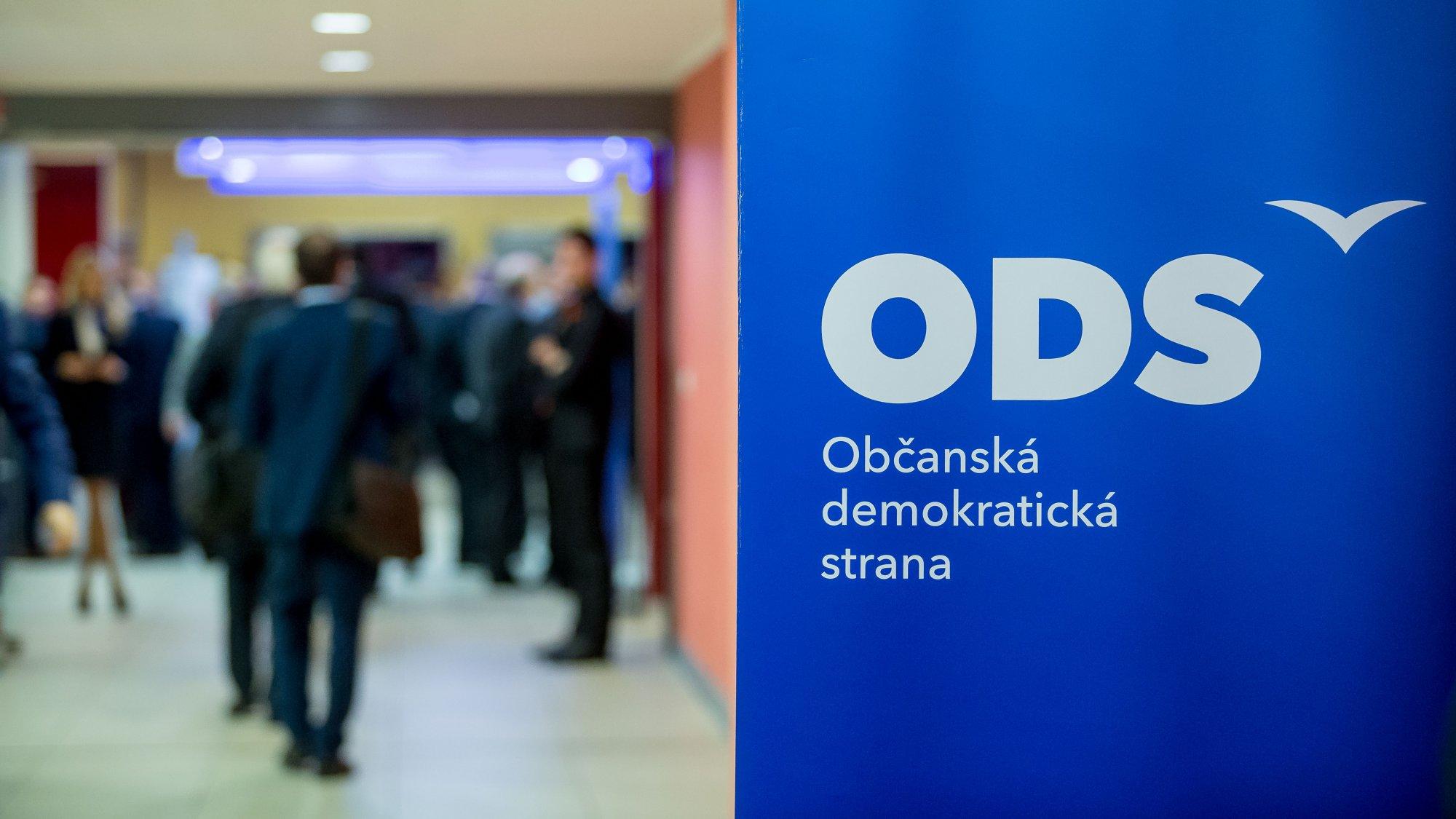 Výkonná rada ODS schválila koaliční smlouvu, program a kandidátky pro letošní sněmovní volby